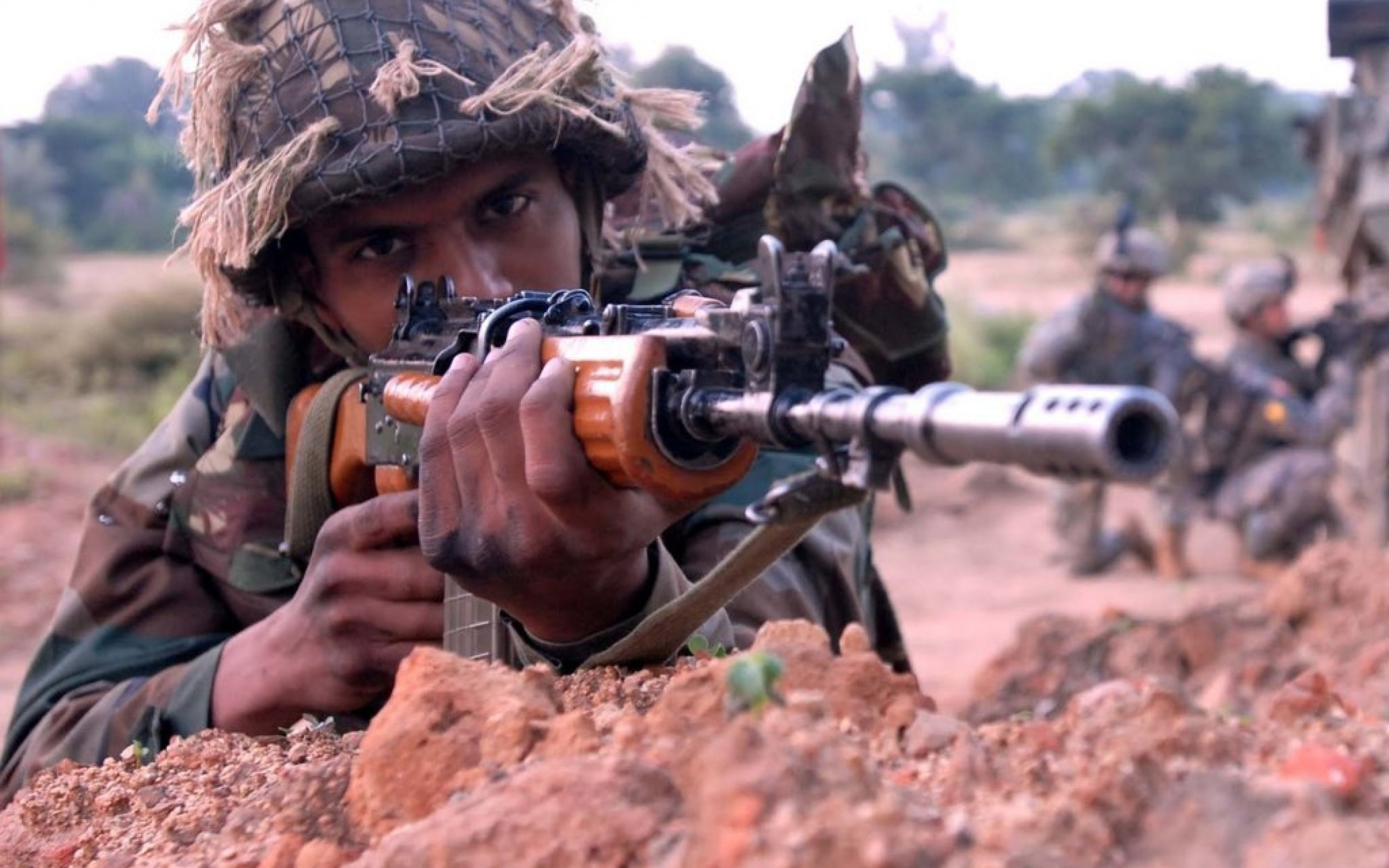2880x1800 Indian Army HD Wallpaper - HDWallpapersin.com | HD Wallpapers for .