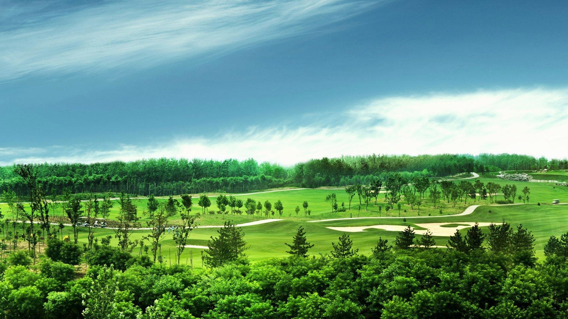 Hd golf wallpaper