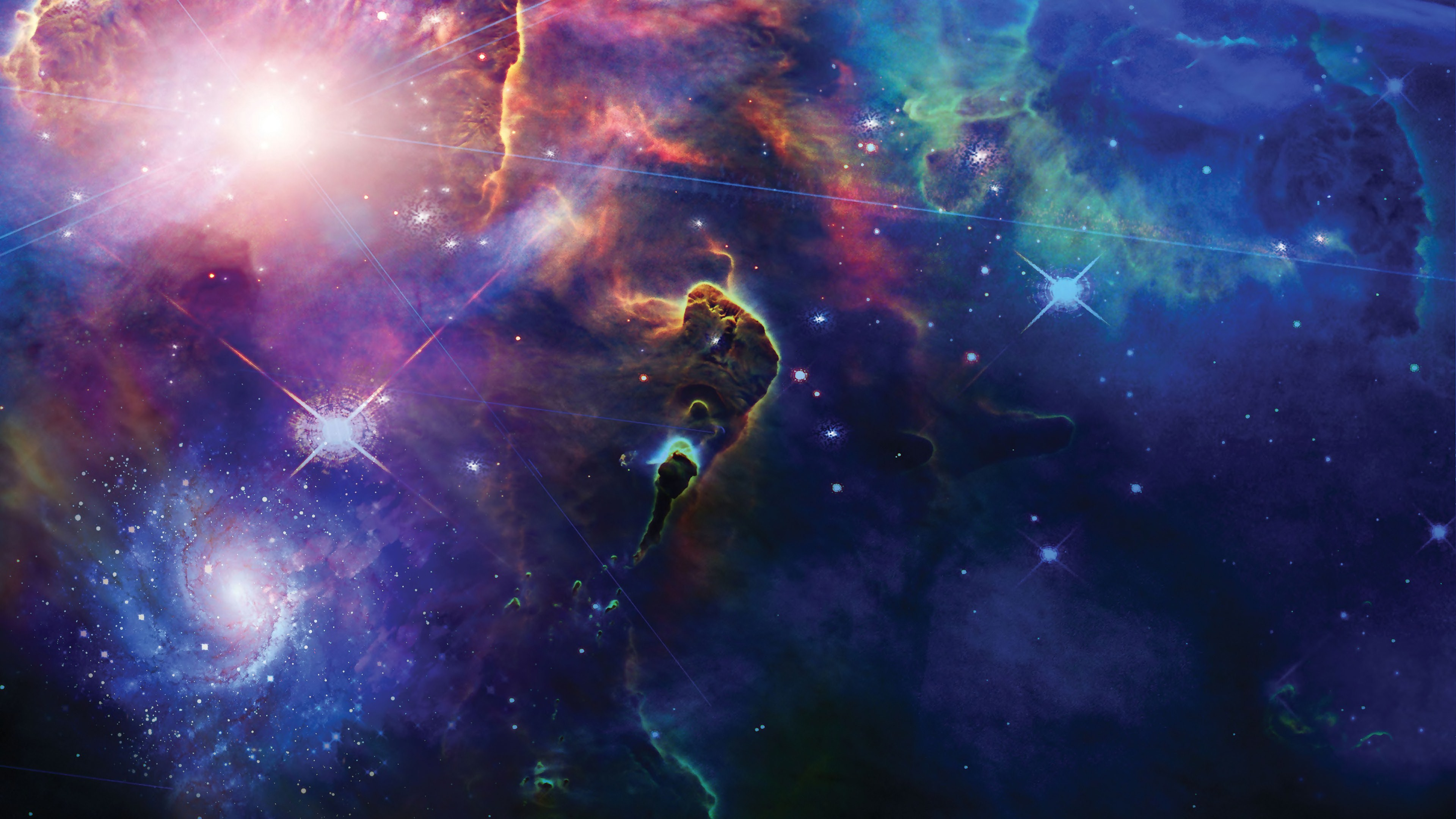 Galaxy Wallpaper 4K (48+ images)