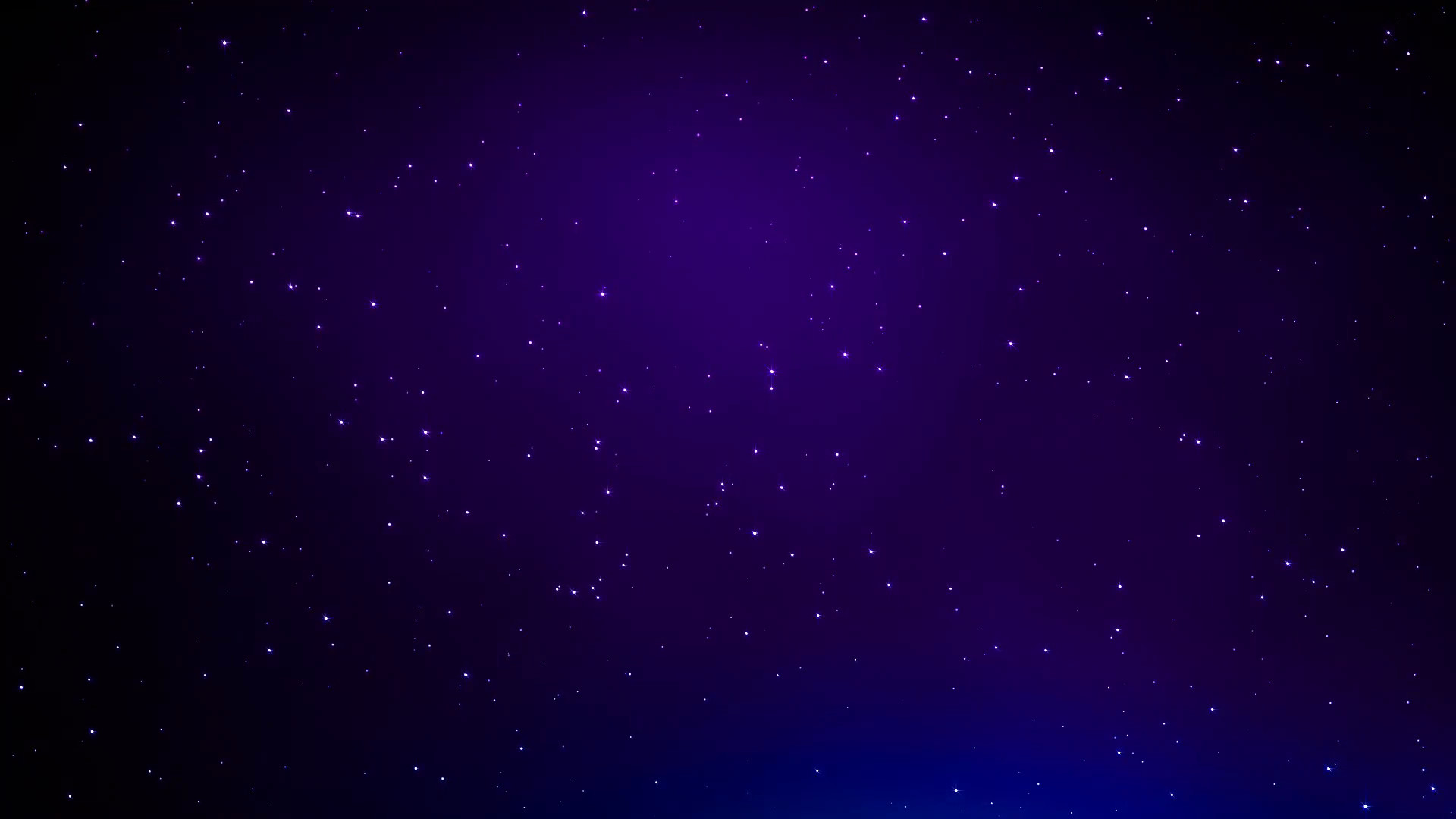 1920x1080 Spinning Purple and Blue Starry Sky in Space Motion Background - VideoBlocks