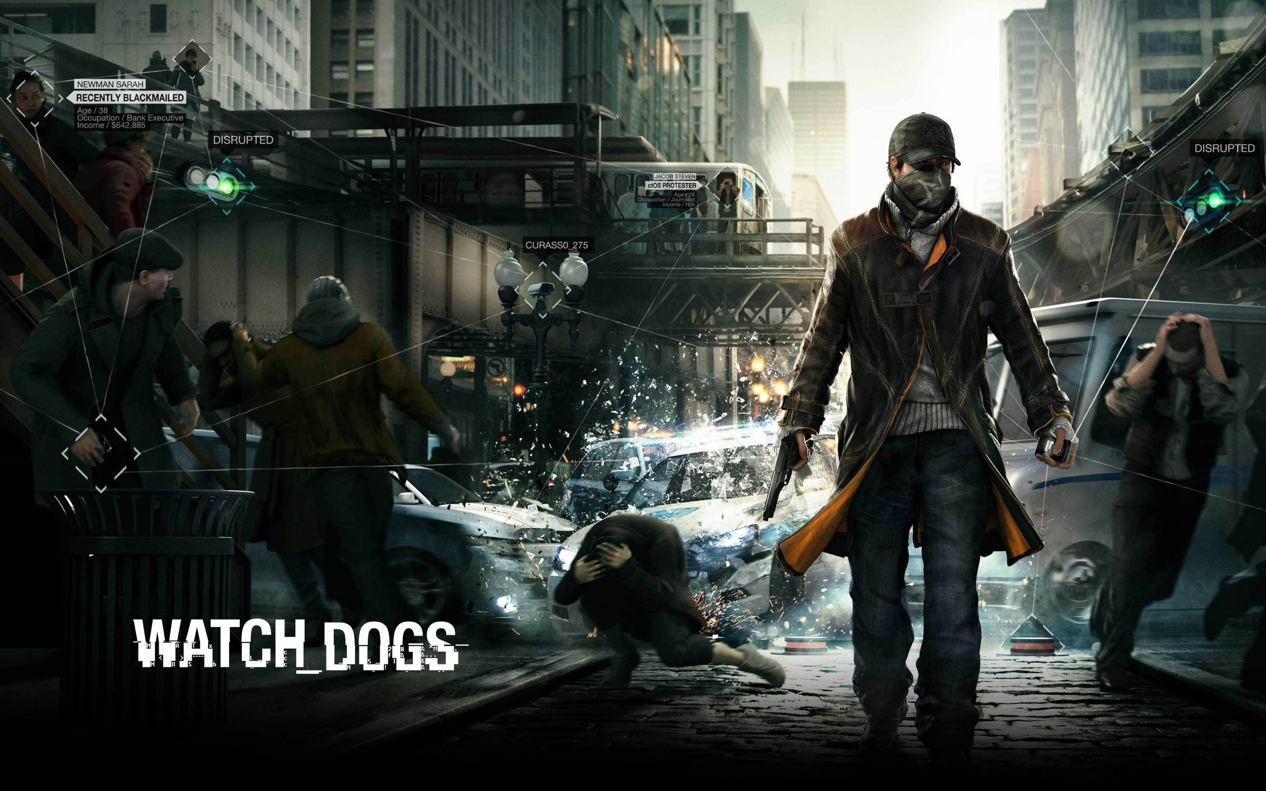 2560x1600 Watch Dogs