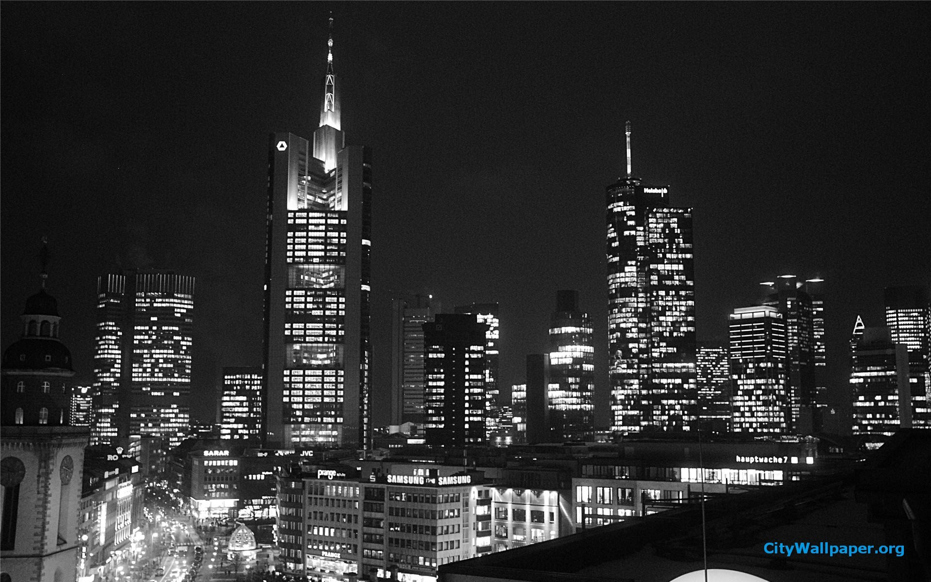 2022x1264 Chicago Black And White Wallpaper Widescreen With High Definition Px 21844 KB City