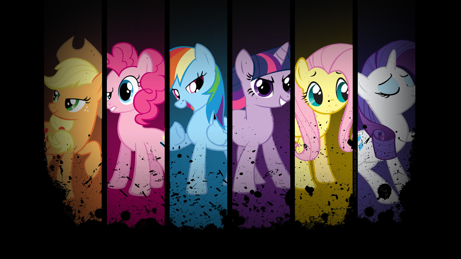 1920x1080 Download V.44 - My Little Pony, GuoGuiyan Backgrounds