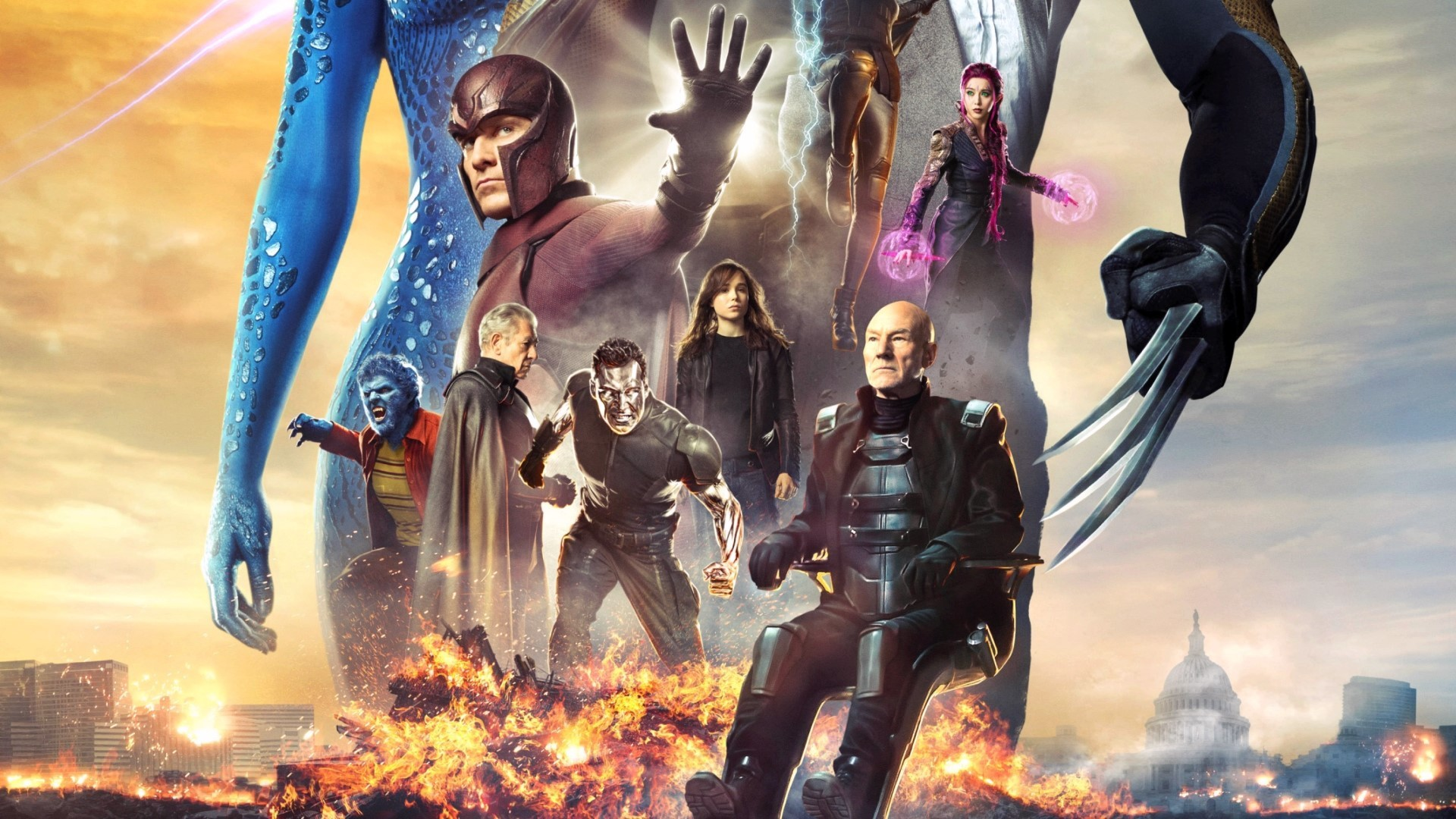 1920x1080 New X-Men Days of Future Past Movie | Men Days Of Future Past Movie