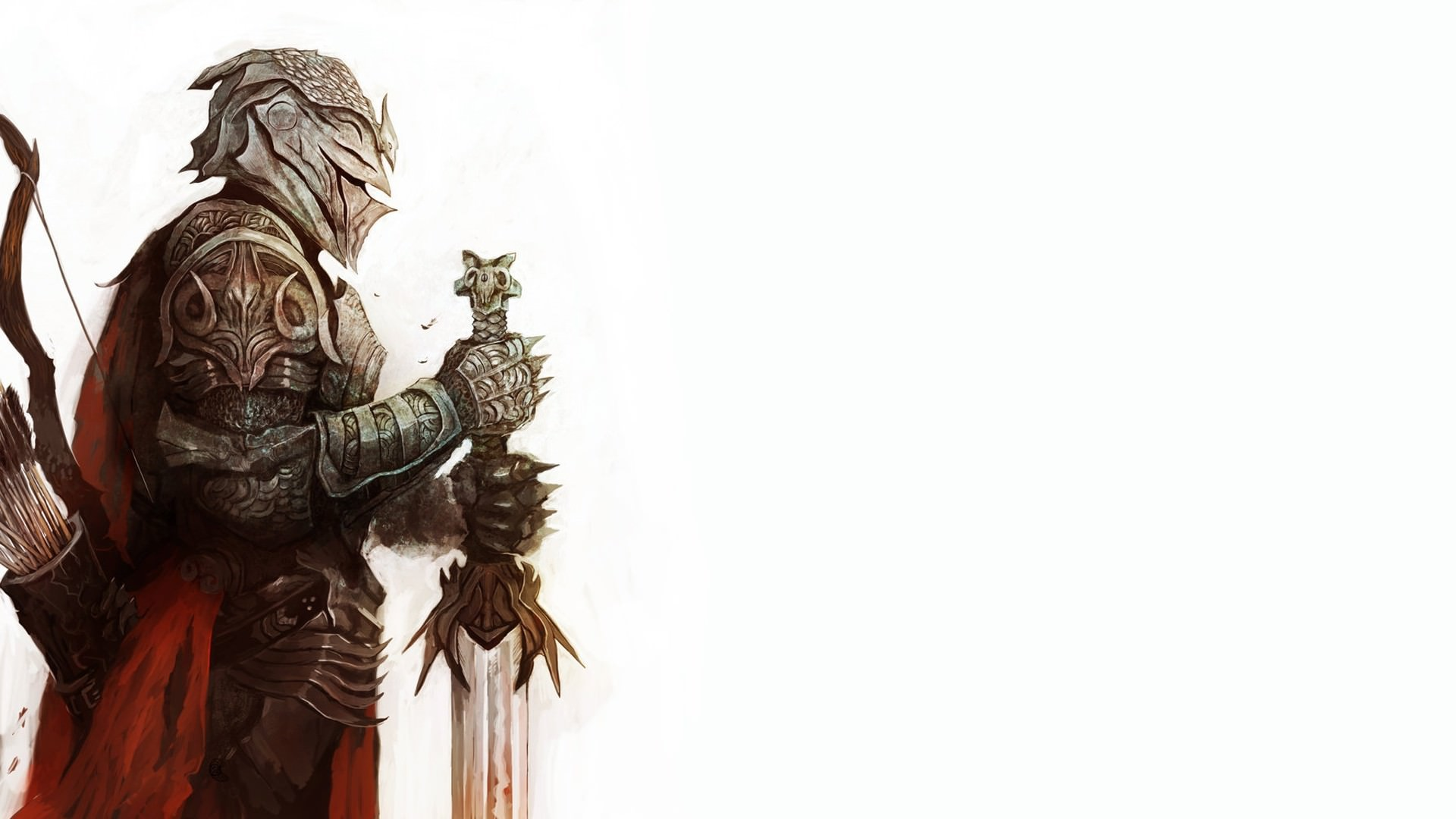 1920x1080 Archers Armor Digital Art Wallpaper by Digital Art