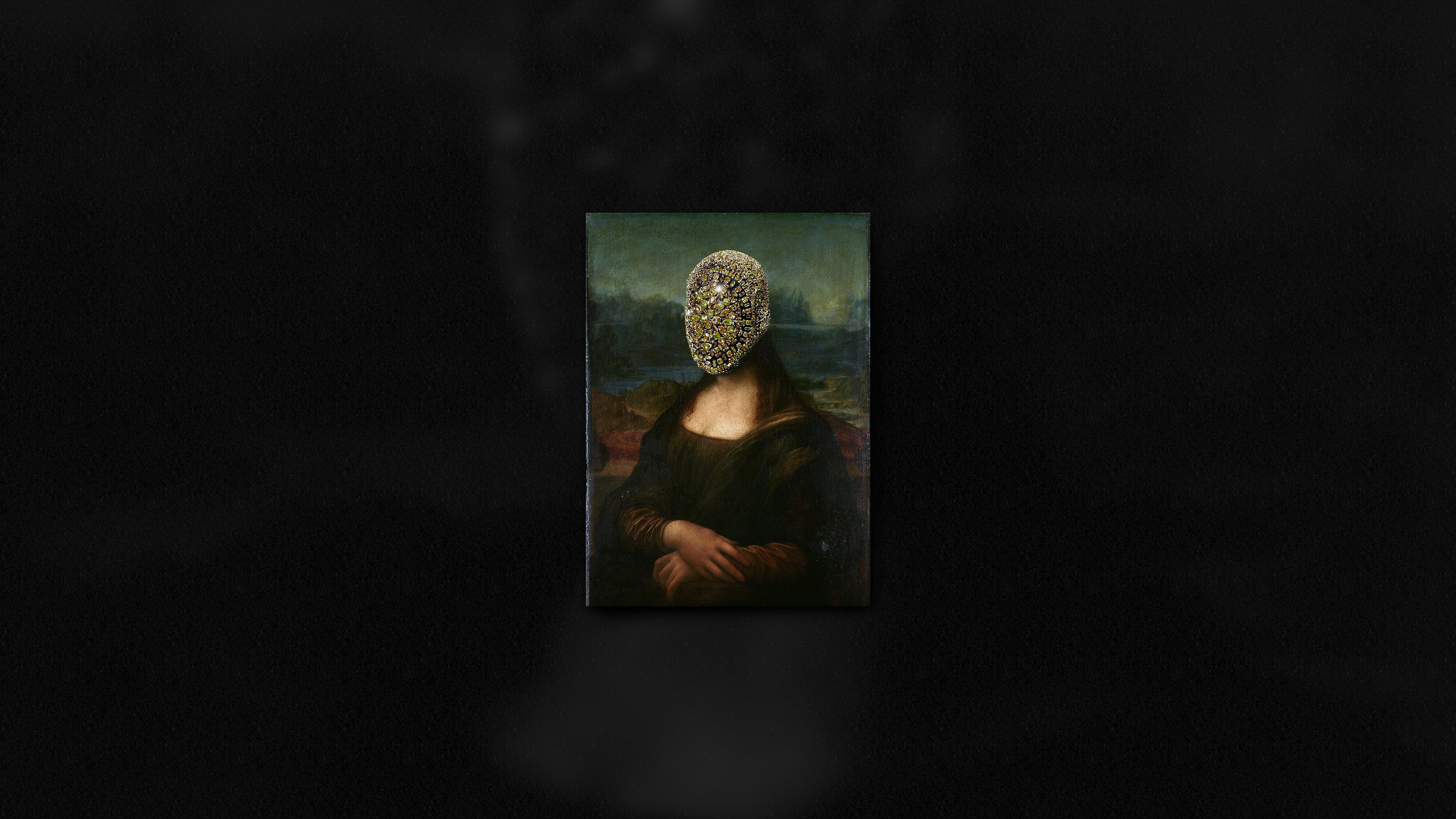 2560x1440 yeezus masks on profound art pieces page 3 kanye west forum