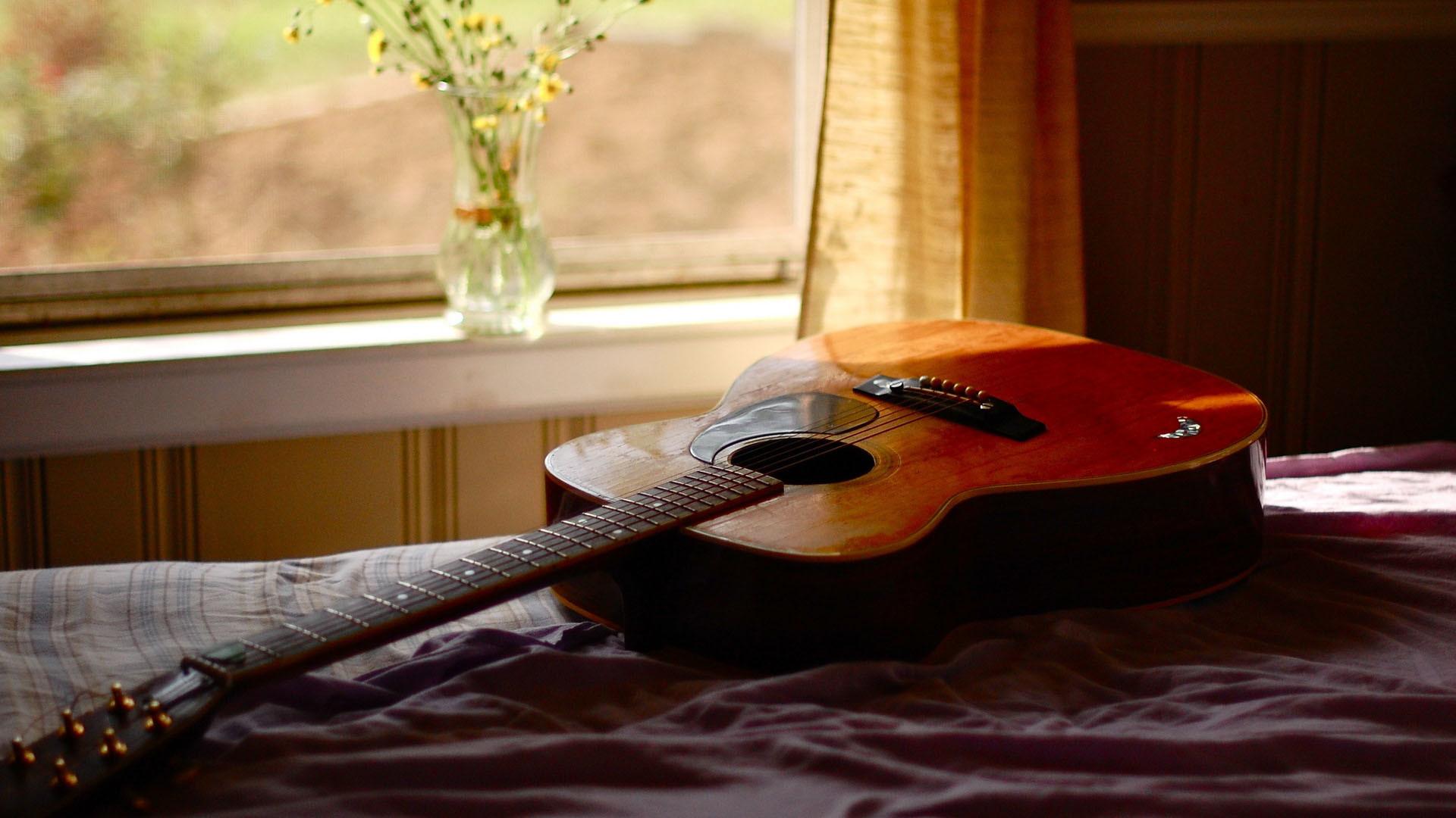acoustic guitar wallpaper hd 69 images