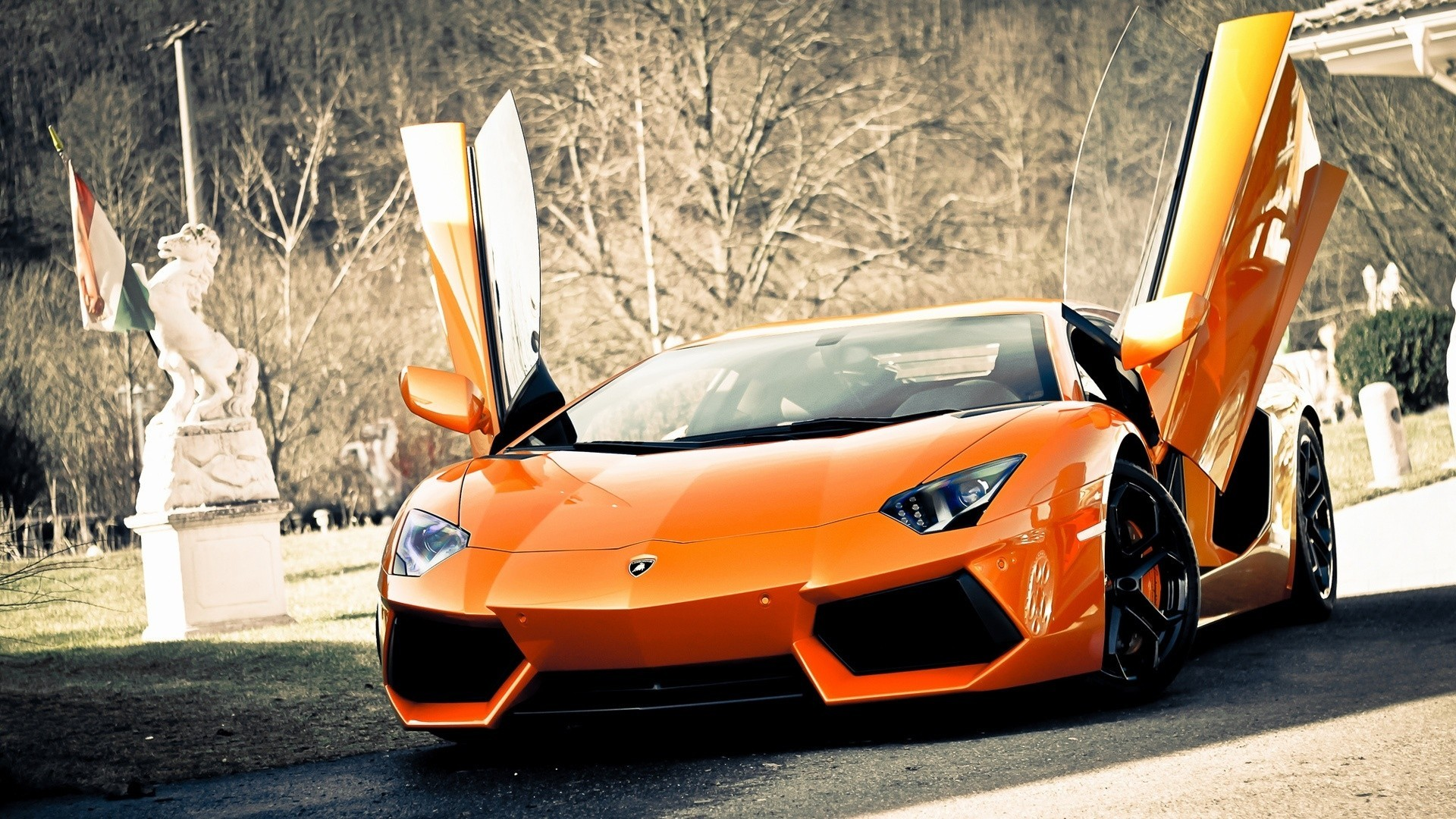 1920x1080 Sports Car Lamborghini Wallpapers Full HD