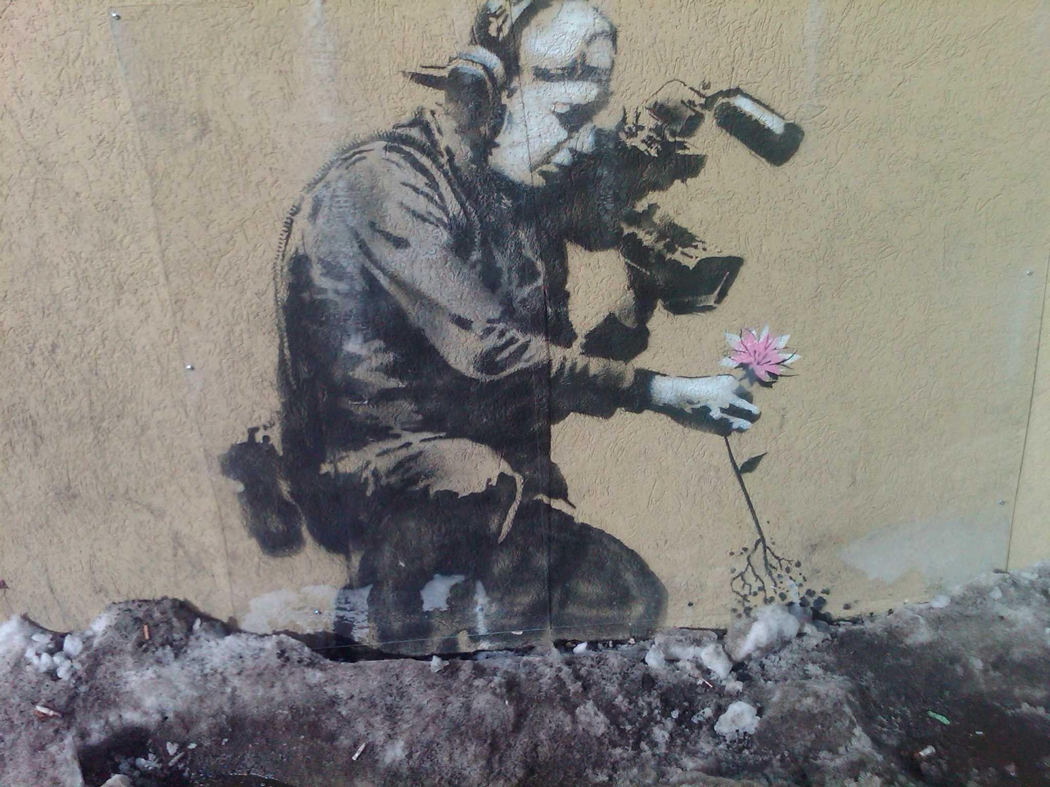 banksy wallpaper hd 77 images