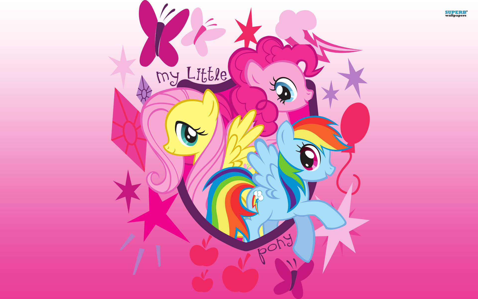1920x1200 My Little Pony HDQ Cover Live Wallpaper