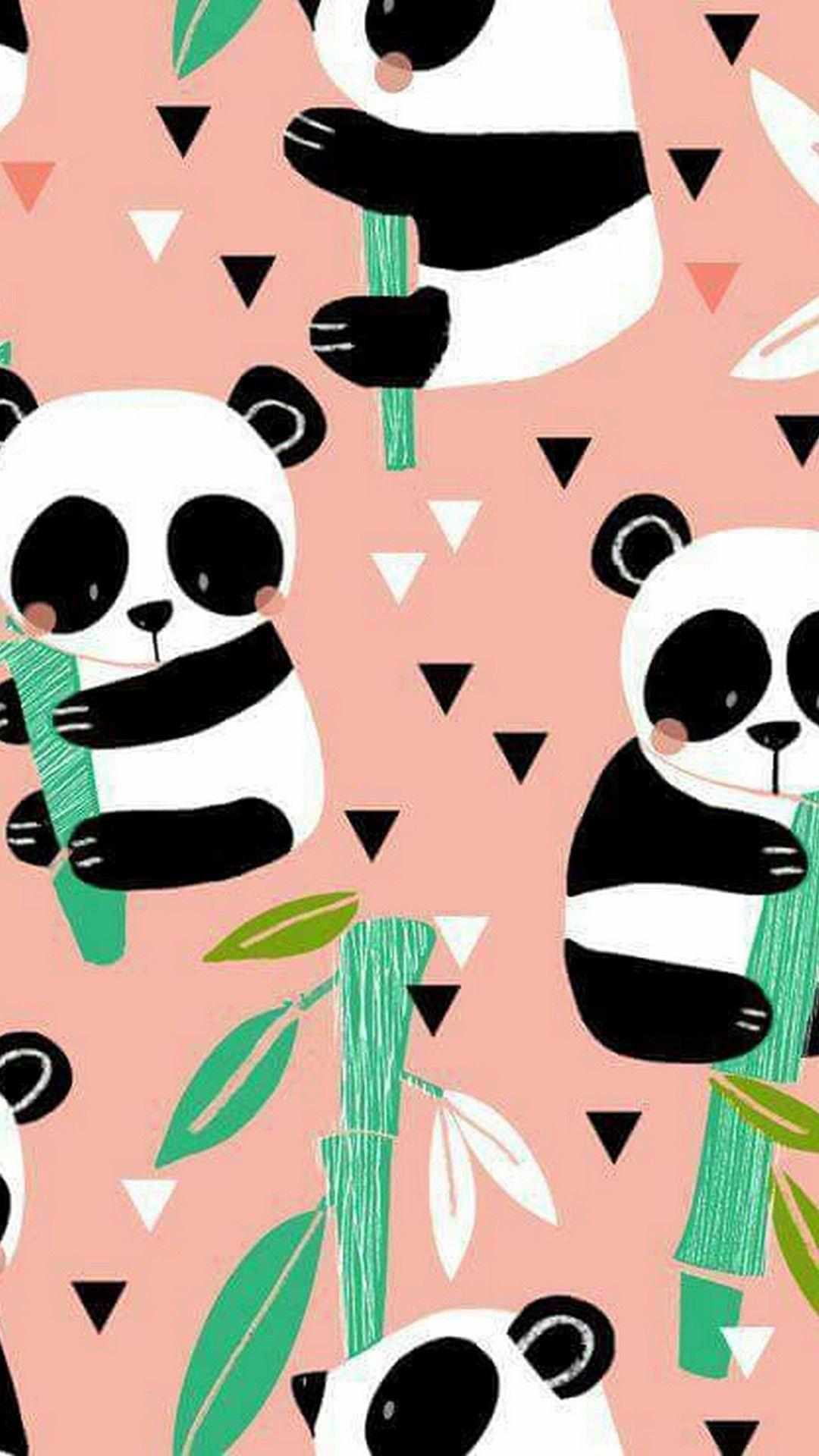 1293456 pink panda wallpaper 1080x1920 notebook