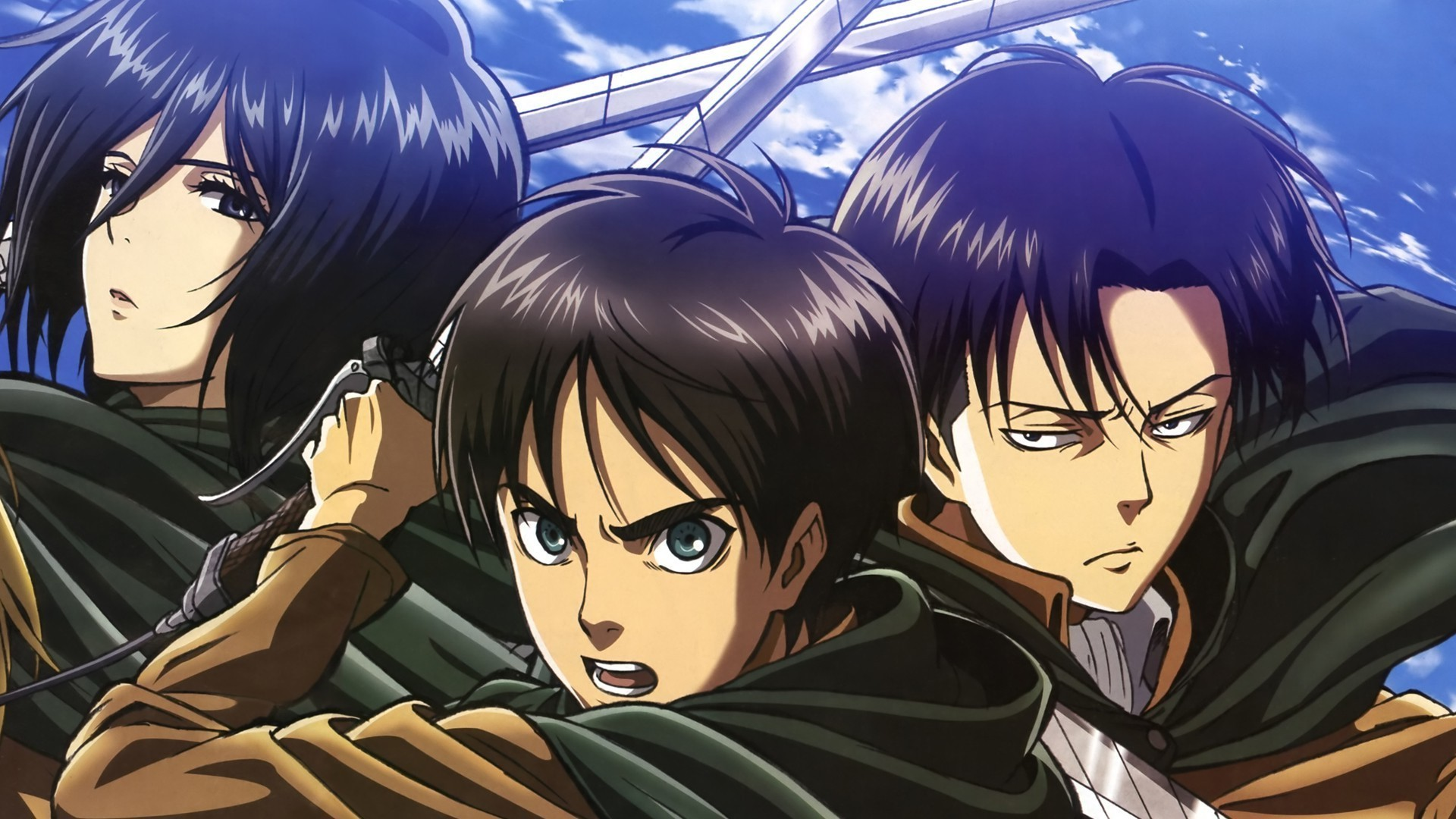 Levi Attack on Titan Wallpaper (72+ images)