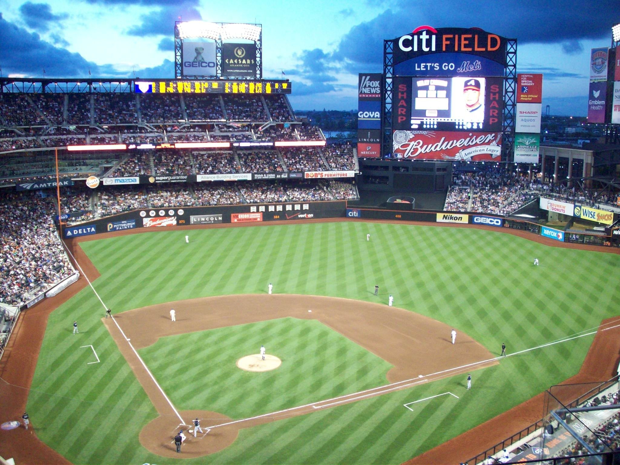 New York Mets Wallpaper: New York Mets Wallpaper (67+ Images