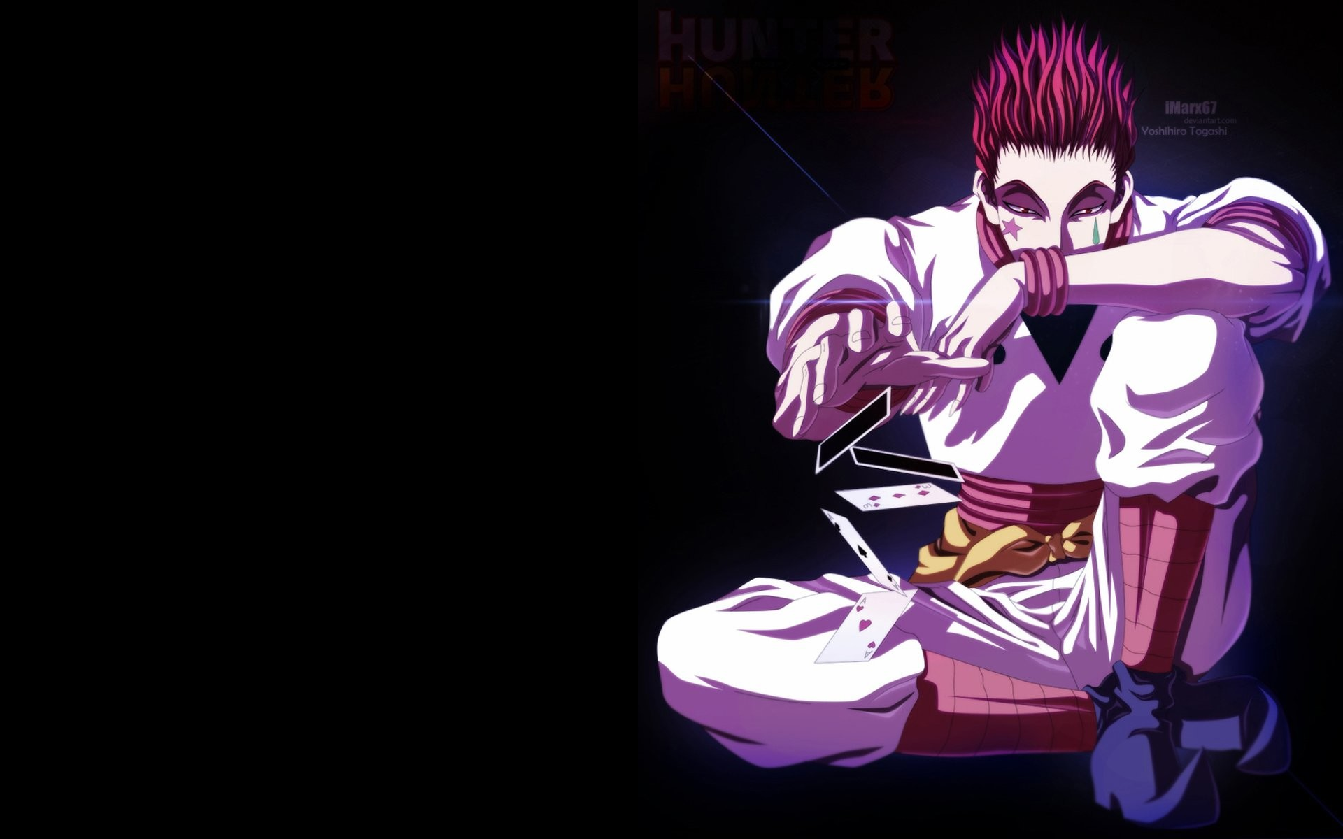 Hunter x hunter hisoka wallpaper 77 images 1920x1200 hd wallpaper background id560961 1920x1200 anime hunter x hunter voltagebd Gallery