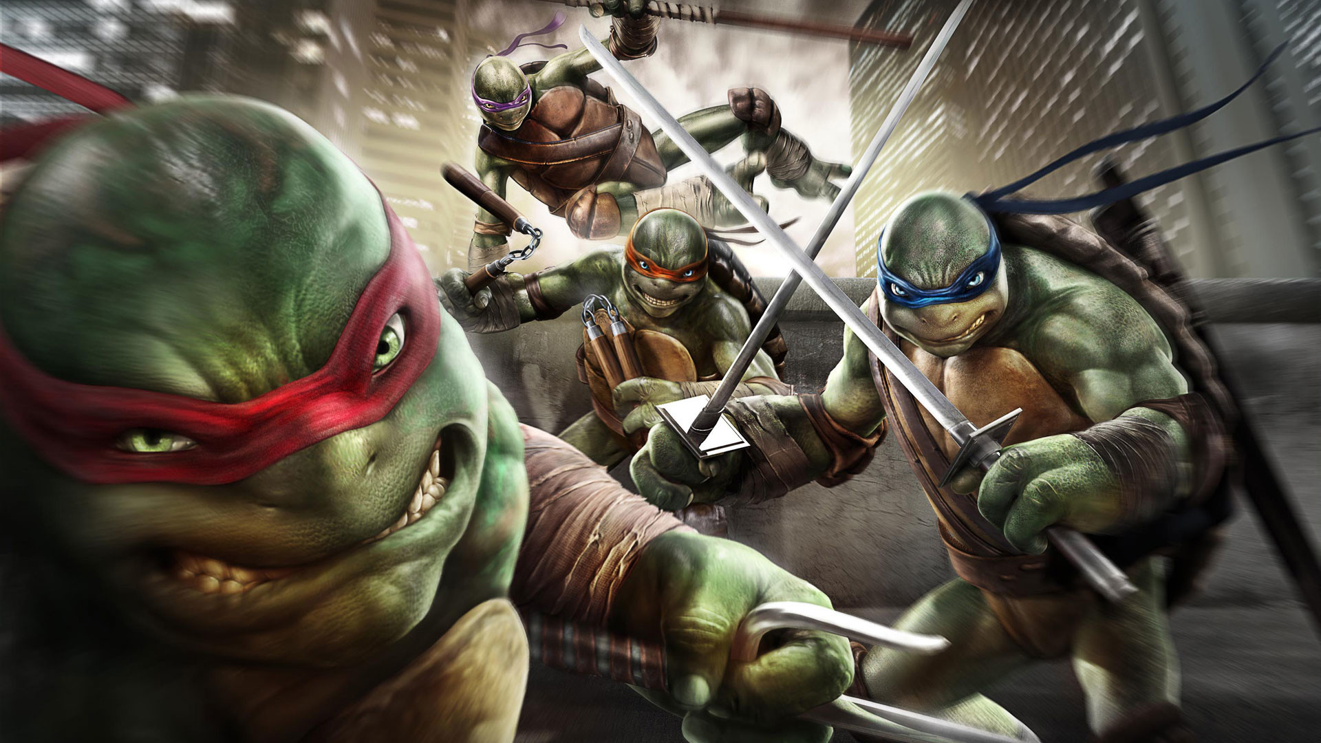 Teenage Mutant Ninja Turtles Wallpapers 66 Images