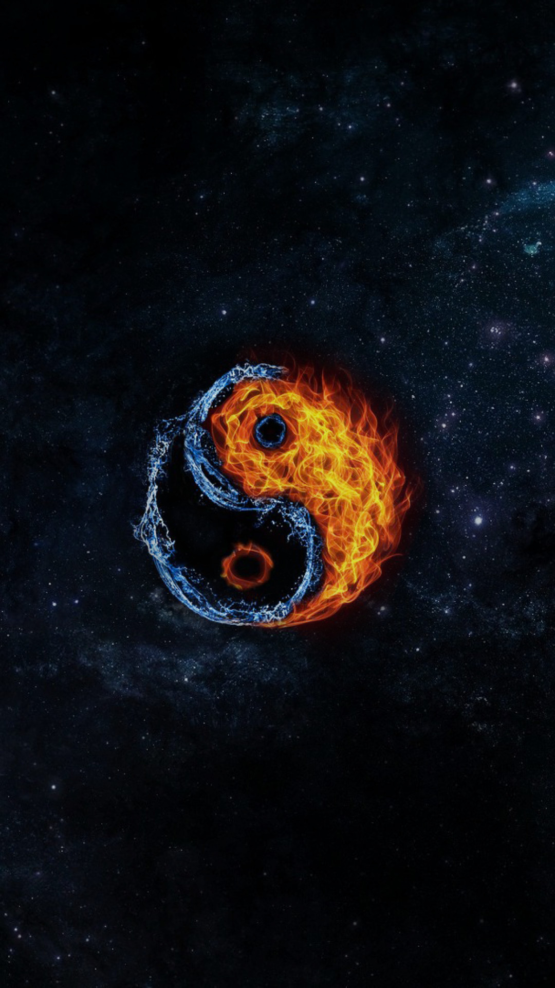 Ying and Yang Wallpaper (69+ images)