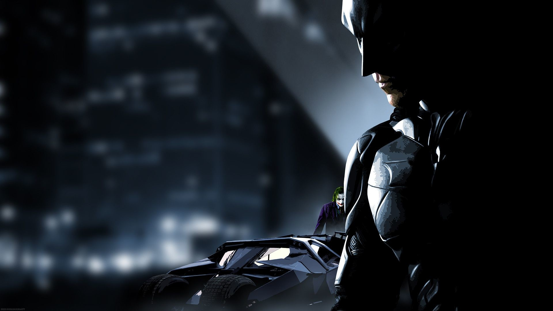 1920x1080 Batman The Dark Knight Wallpapers Gallery EN download