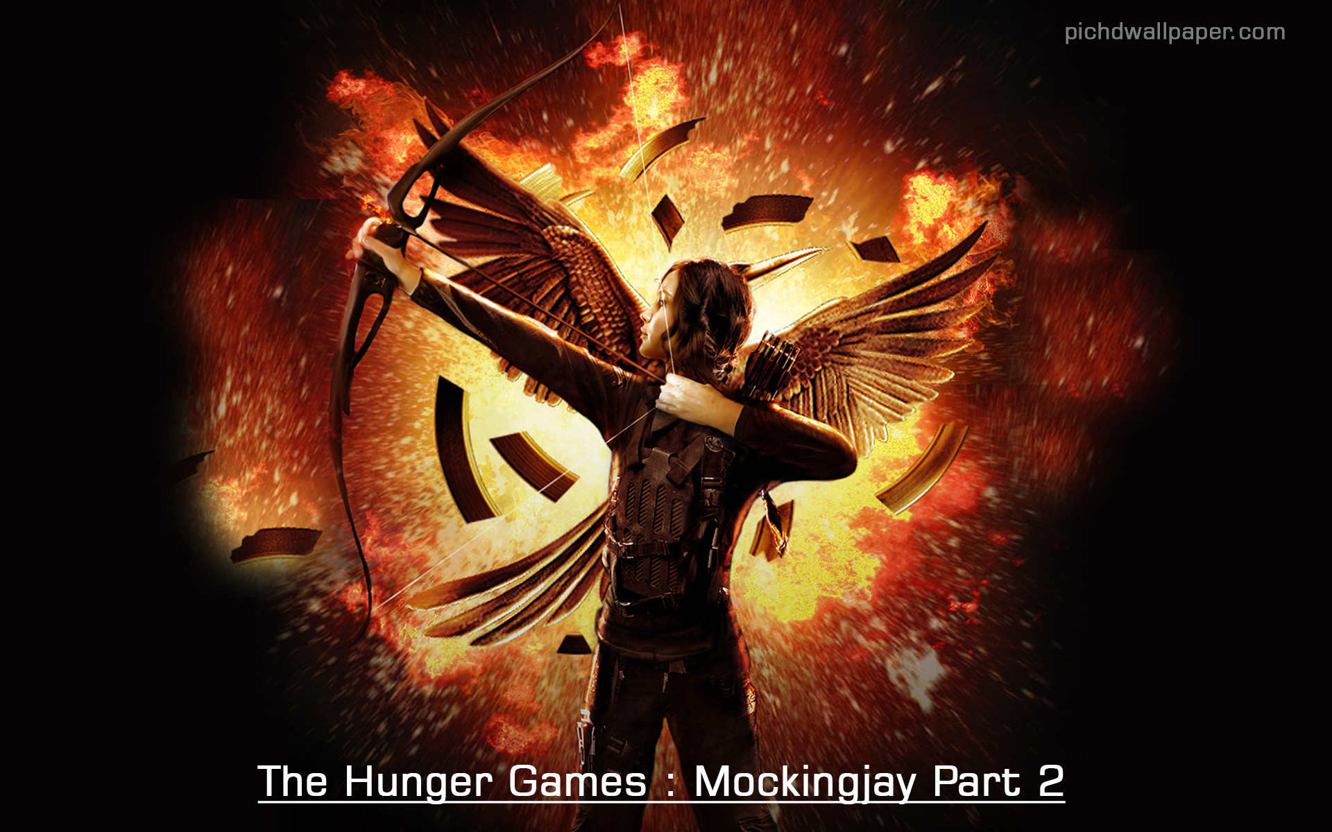 1920x1200 The Hunger Games: Mockingjay - Part 2 Full HD Wallpaper and .