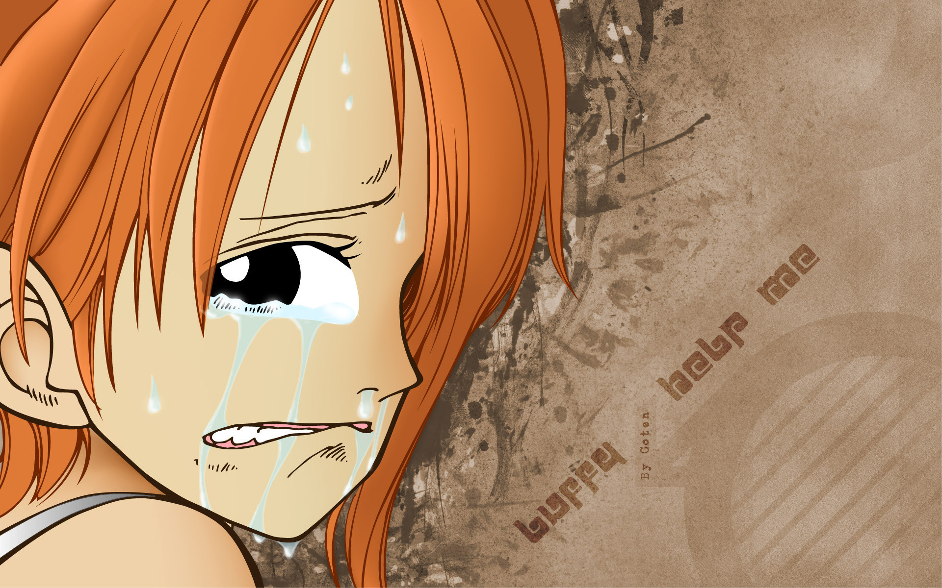 1920x1200 One Piece: Nami - Photo Colection