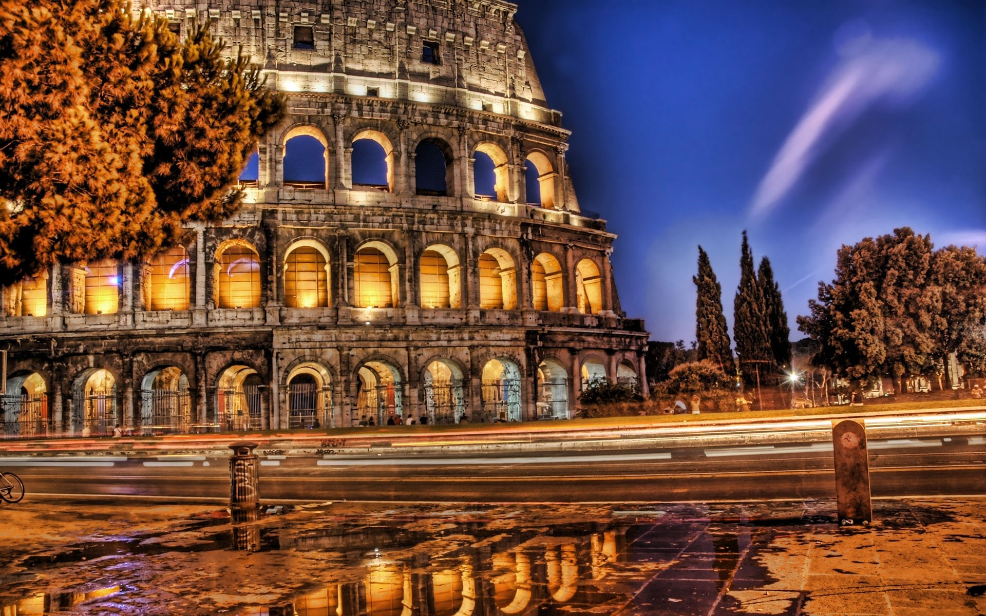 1920x1200 Colosseum Rome Italy HD Wallpaper Wallpaper