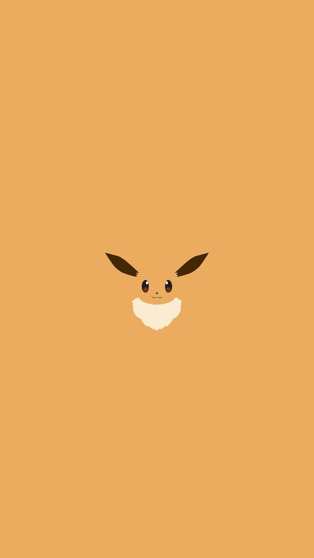 1080x1920 Eevee Pokemon Character iPhone 6+ HD Wallpaper - http://freebestpicture.com