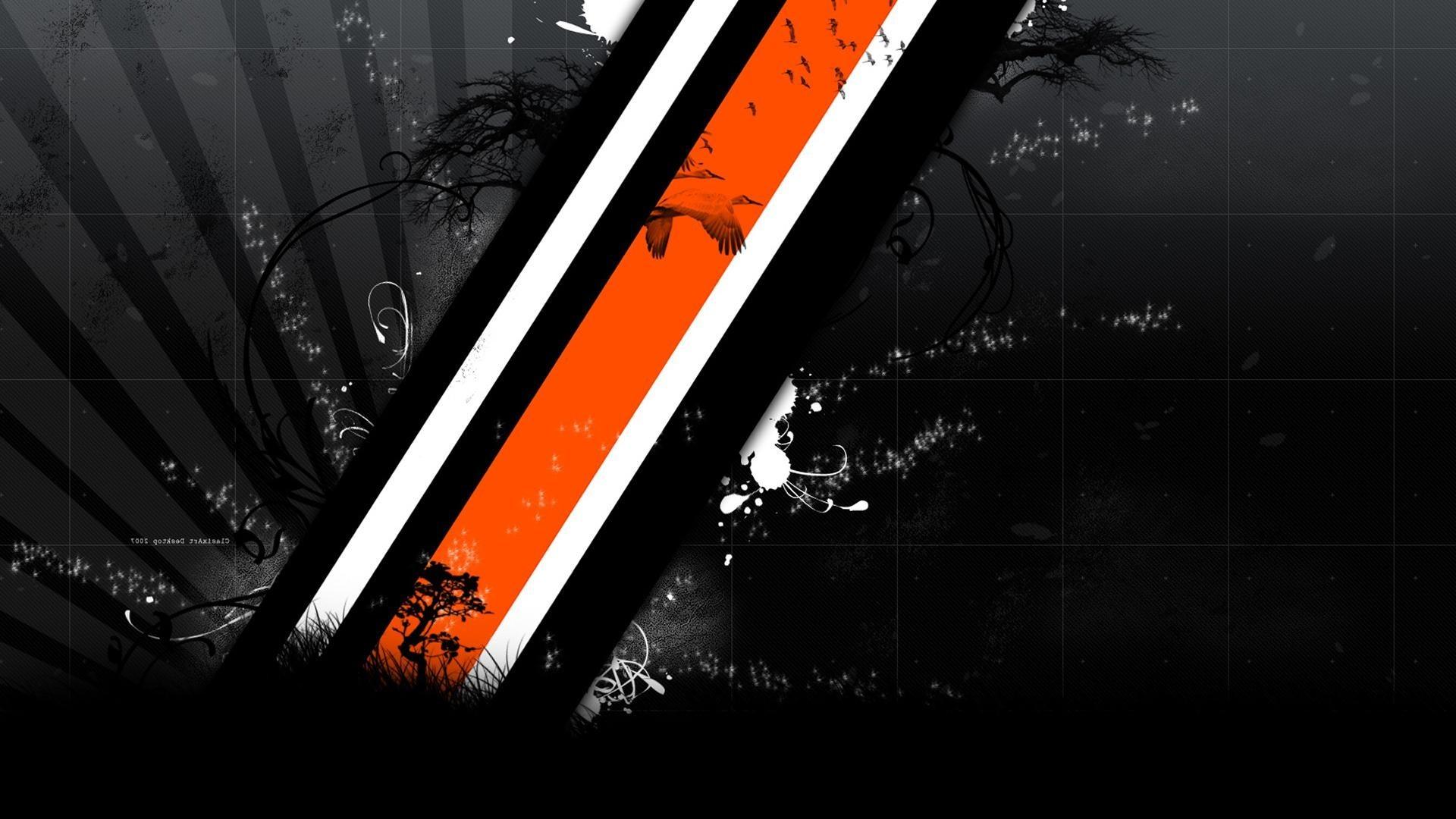 Orange And Black Wallpaper 75 Images