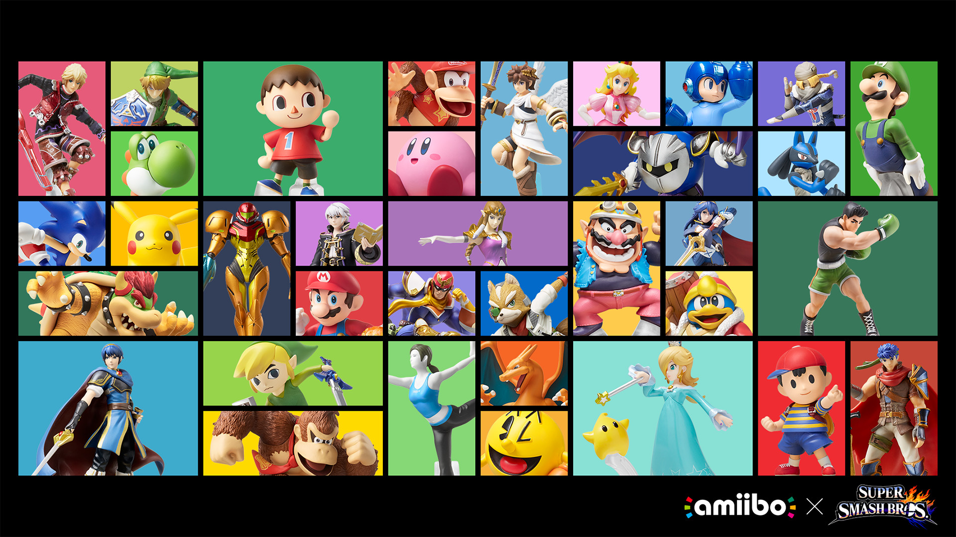 2000x1100 Super Smash Bros 3DS Wii U