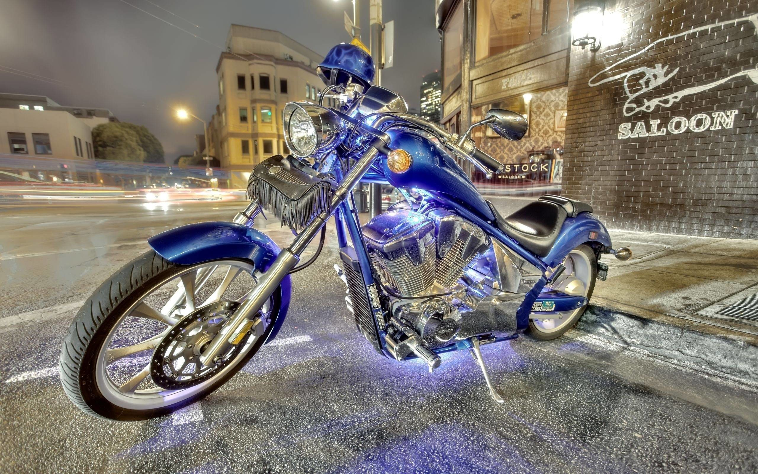 2560x1600 Oceanblue Custom Chopper Wallpapers | Pictures