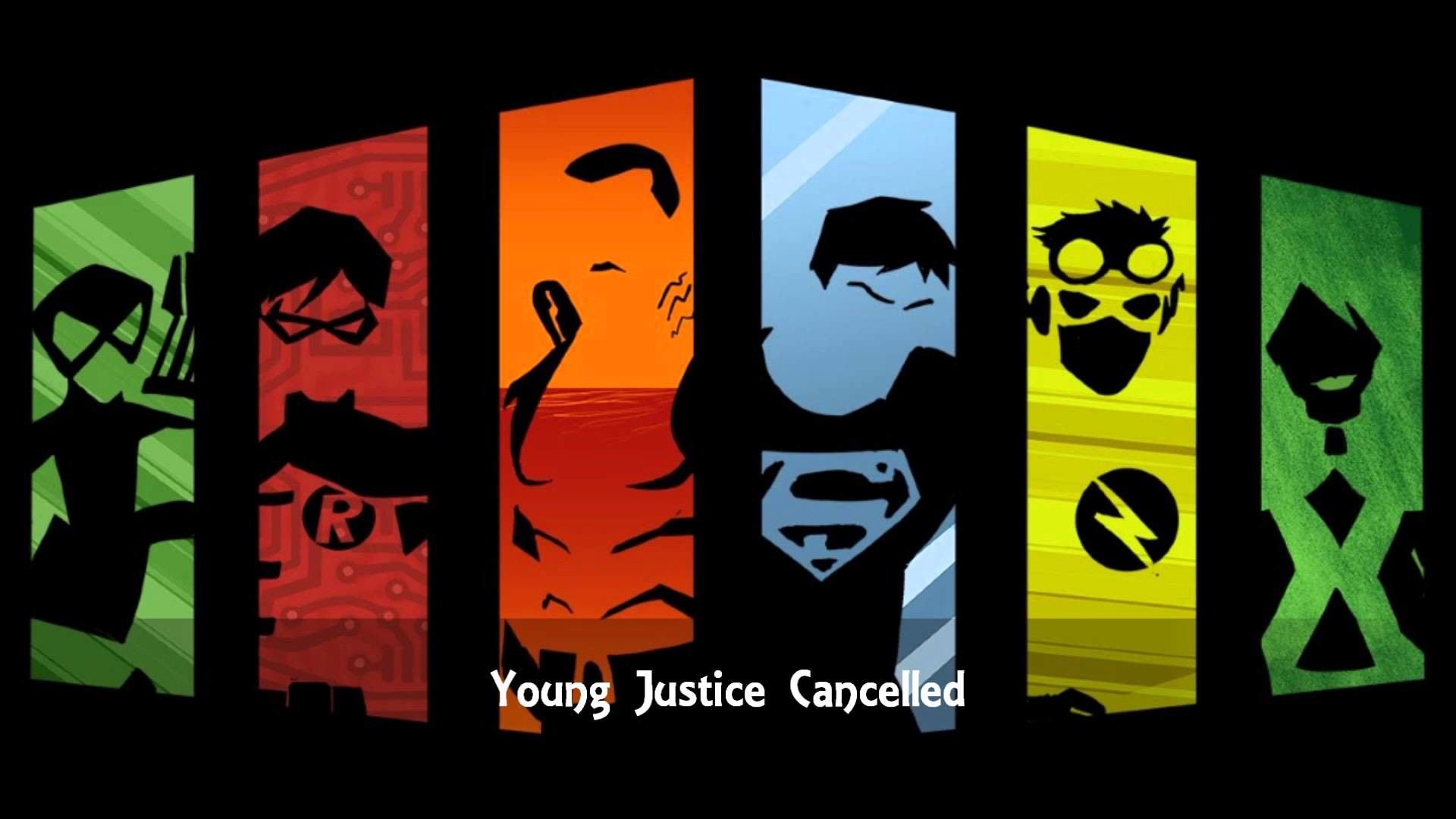 1920x1080 Young justice Cancelled? What? Why? - YouTube