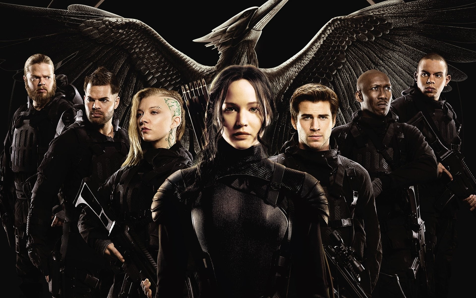 1920x1200 HD Wallpaper | Background ID:554390.  Movie The Hunger Games: ...
