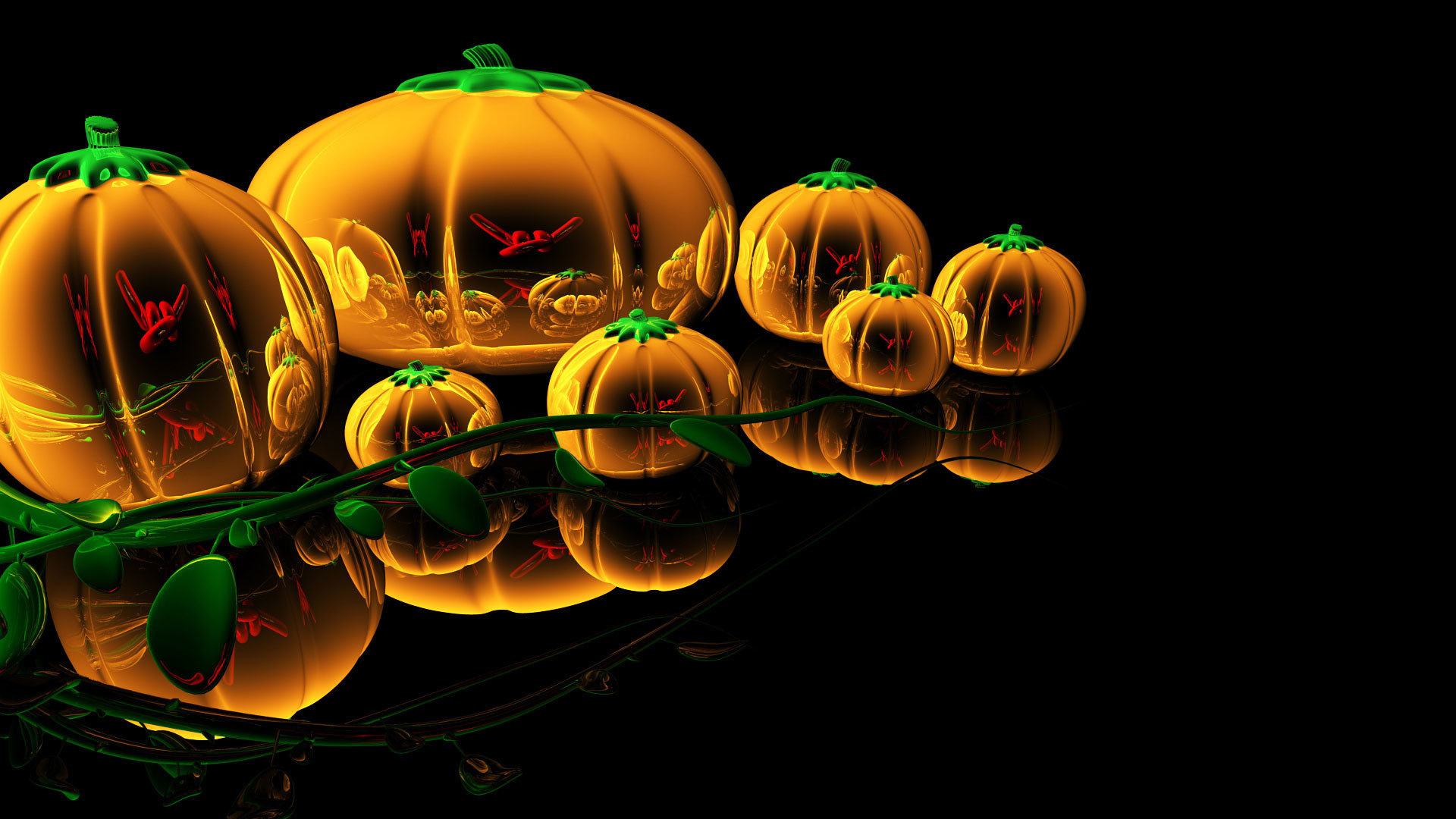 3d Halloween Wallpaper 59 Images