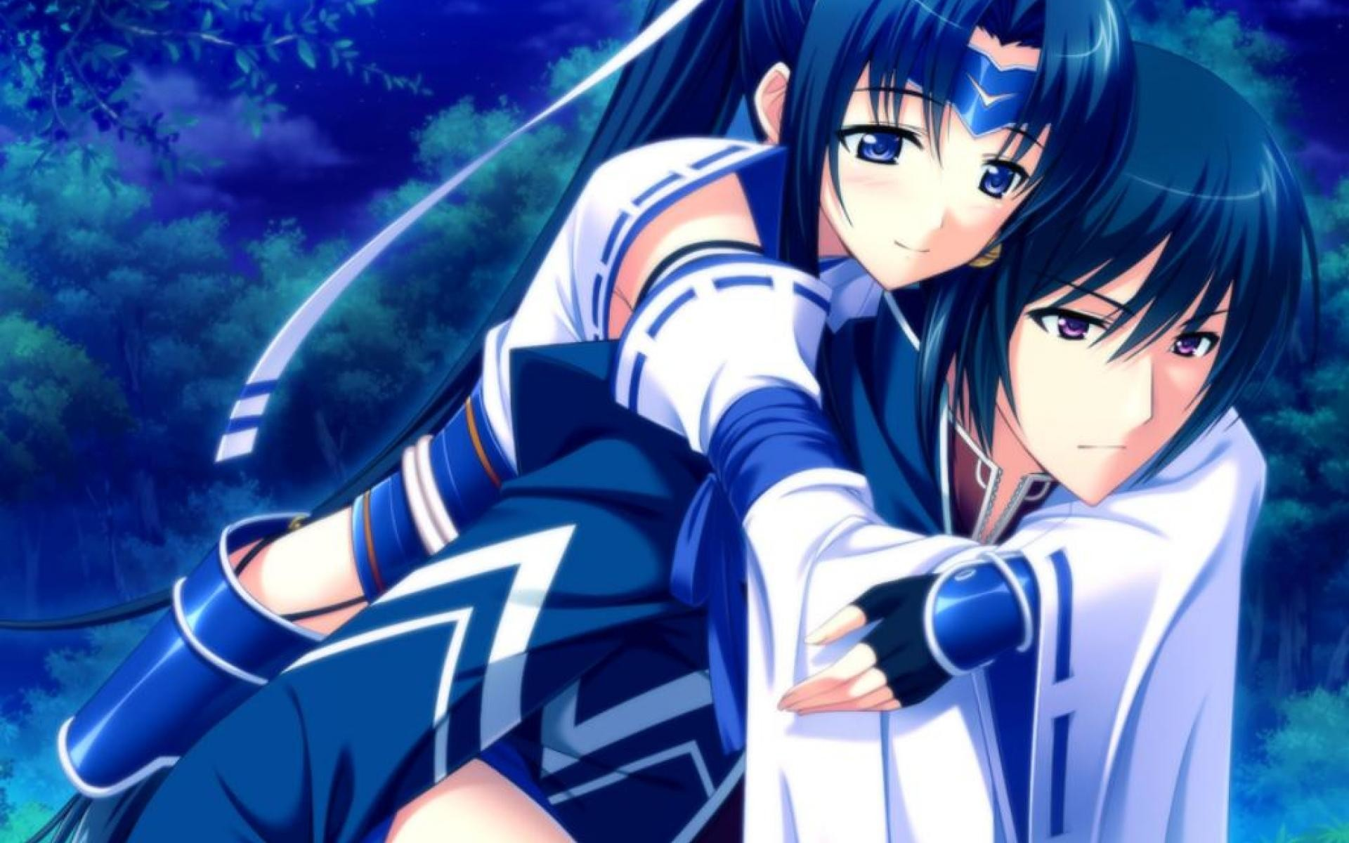1920x1200 romance love anime HD wallpaper - Romantic Love