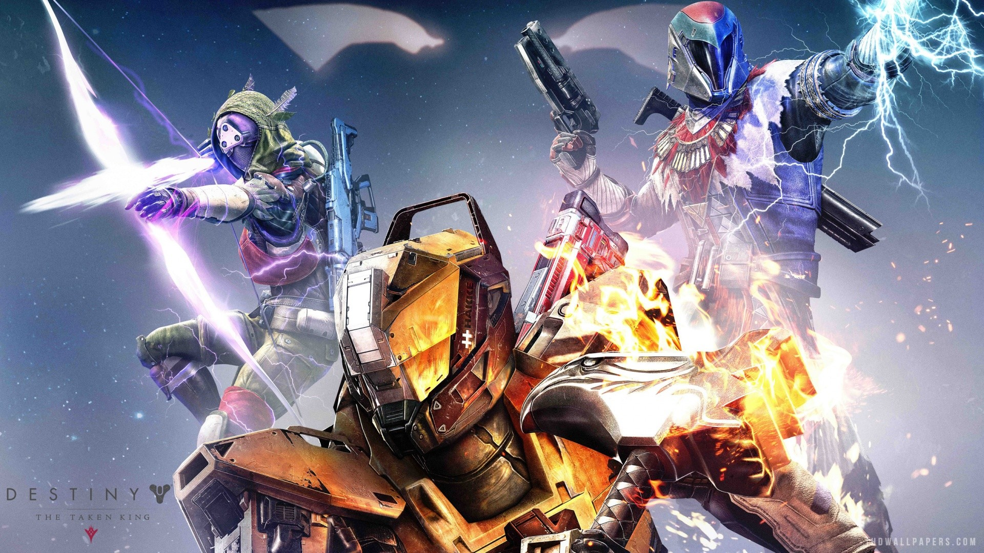 1920x1080 Destiny The Taken King Expansion HD Wallpaper - iHD Wallpapers