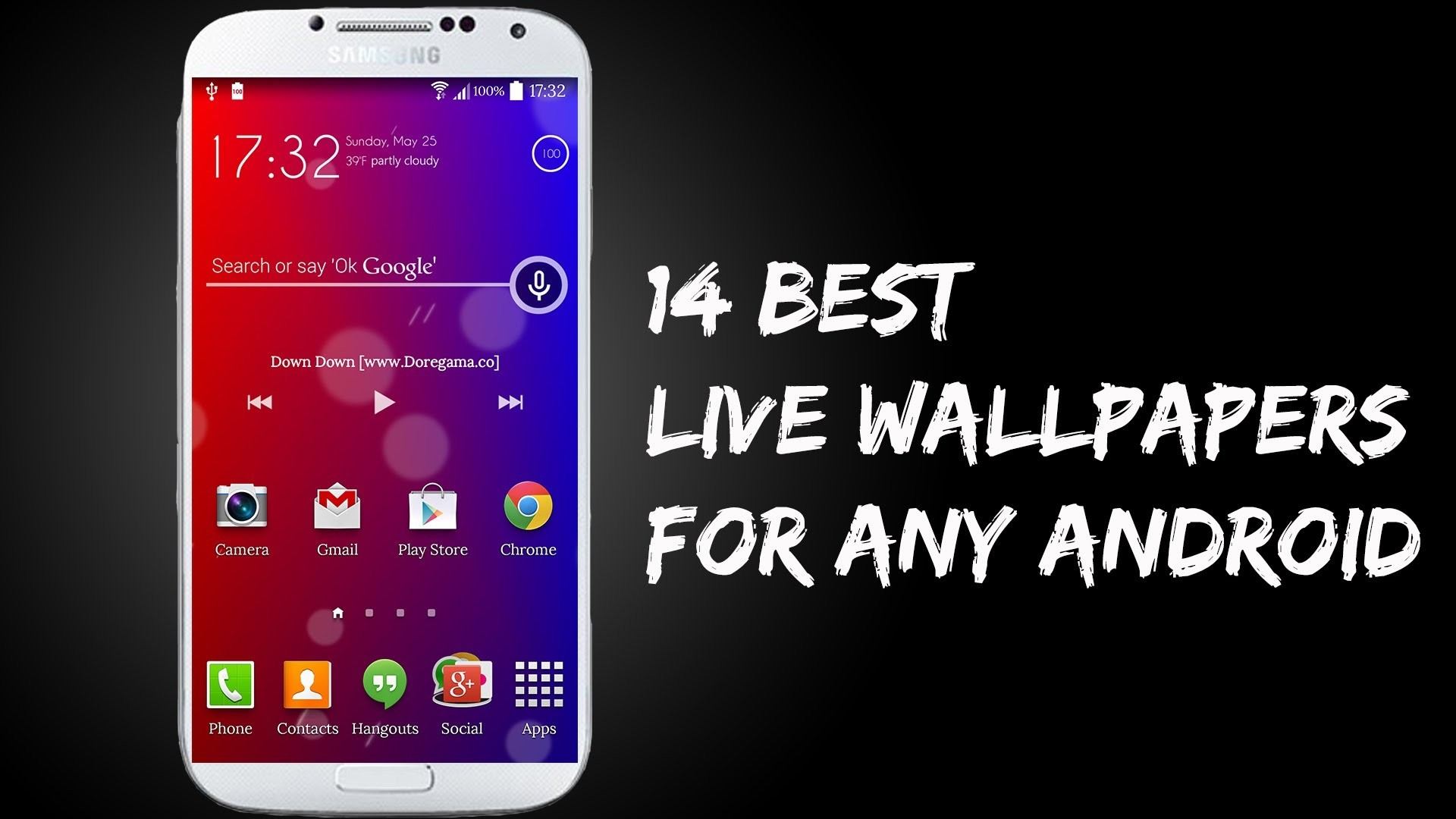 1920x1080 14 Best Live Wallpapers for any Android (Samsung galaxy s3,s4,s5,note3) -  YouTube