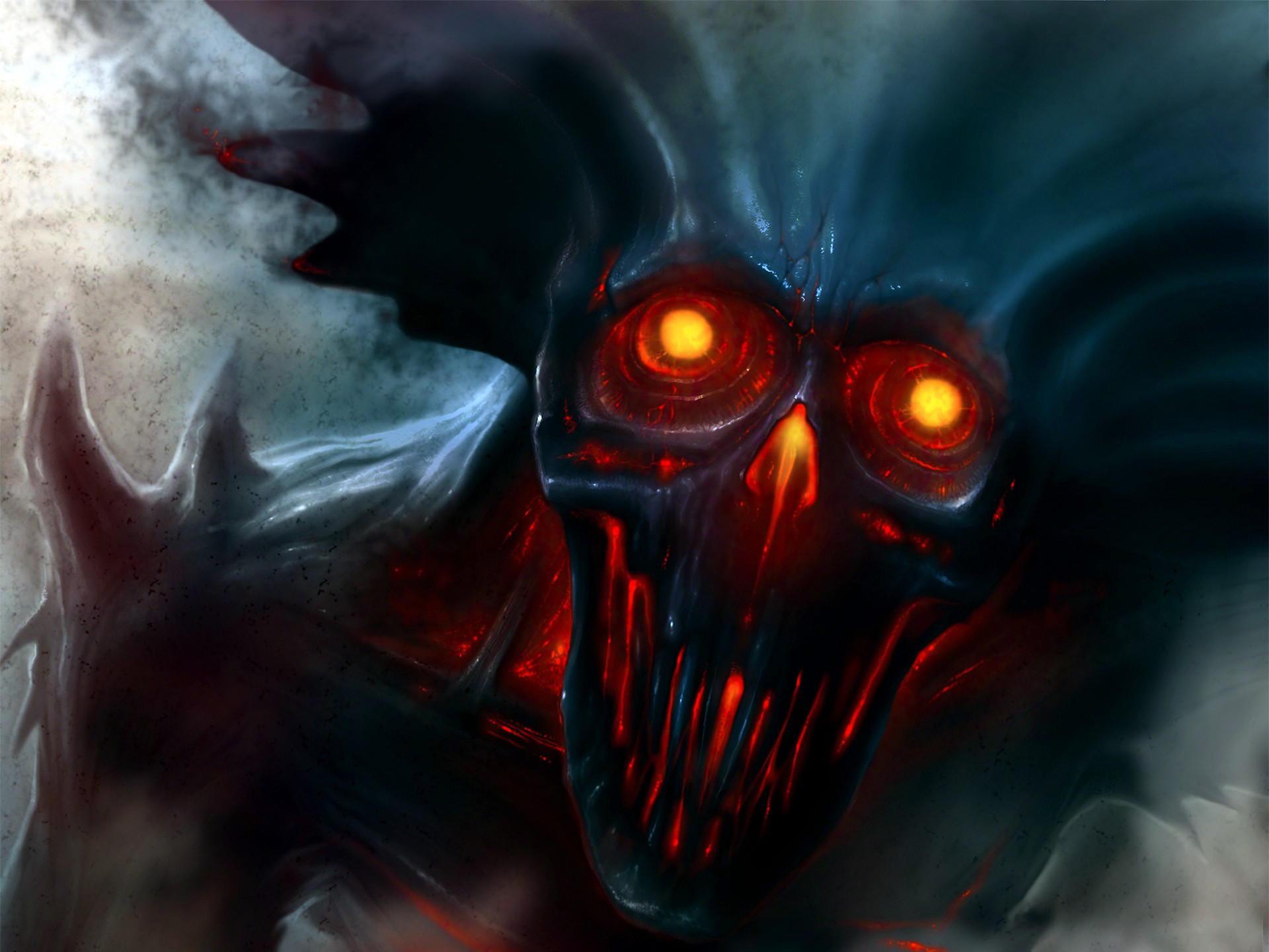 Scary Demon Wallpaper (59+ images)