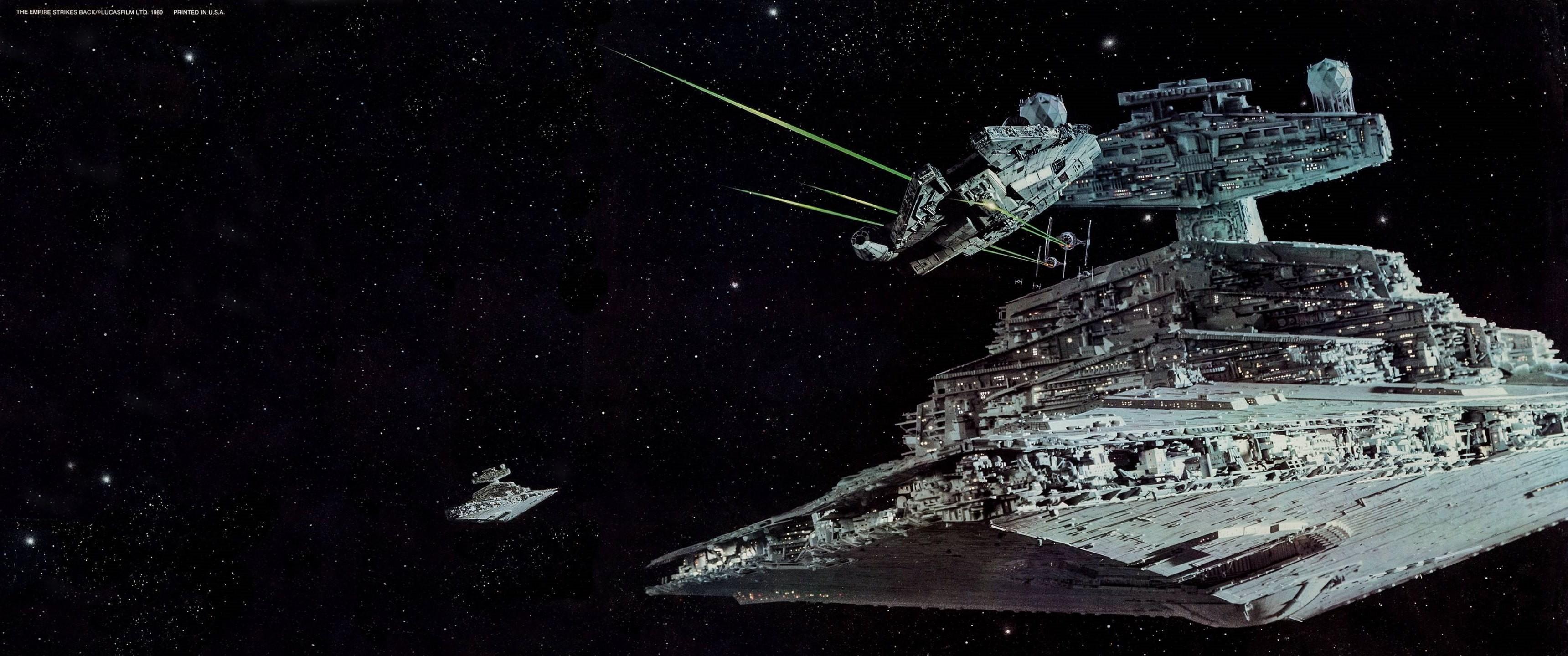 3440x1440 Wallpaper Star Wars: Star Wars Empire Strikes Back Wallpaper (71+ Images