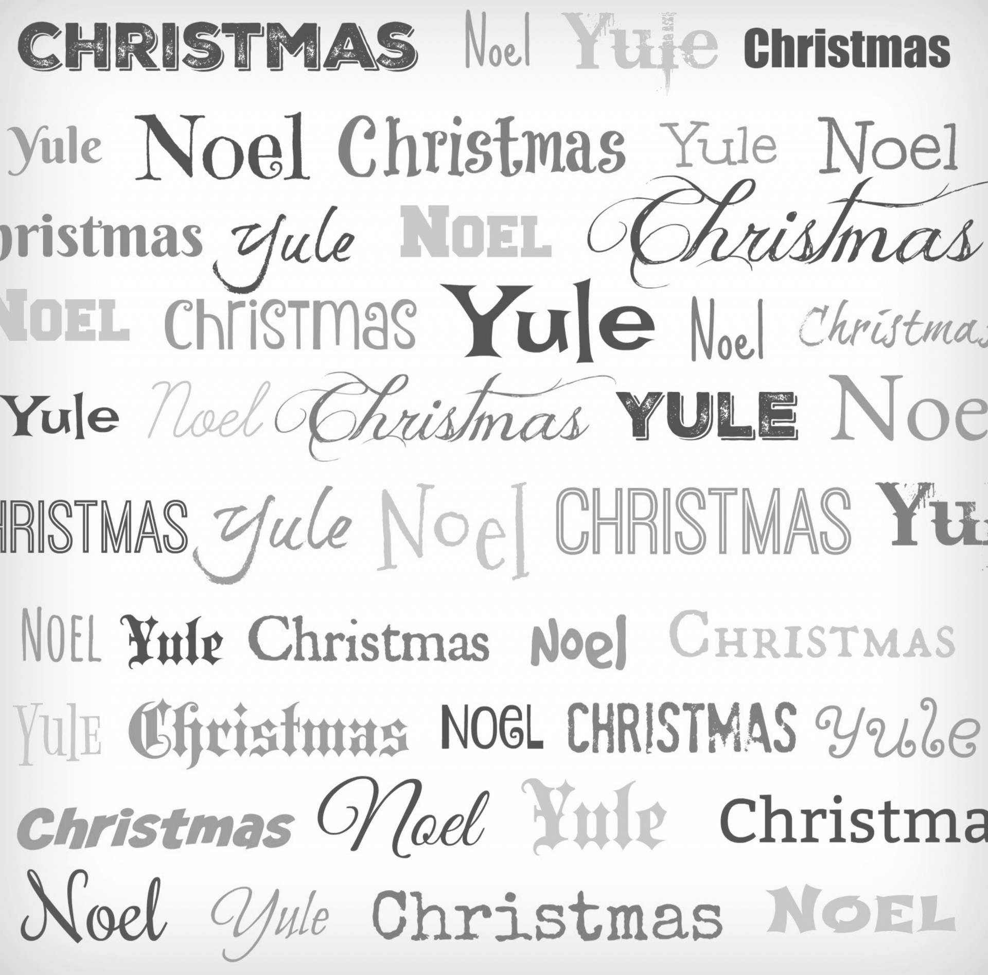 1920x1895 christmas,xmas,holiday,seasonal,words,fonts,yule,noel,