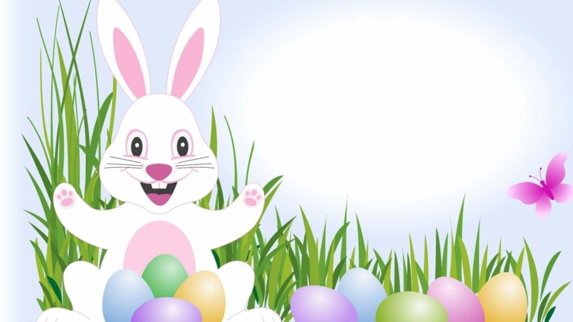 1920x1080 Wallpapers For > Happy Easter Bunny Backgrounds