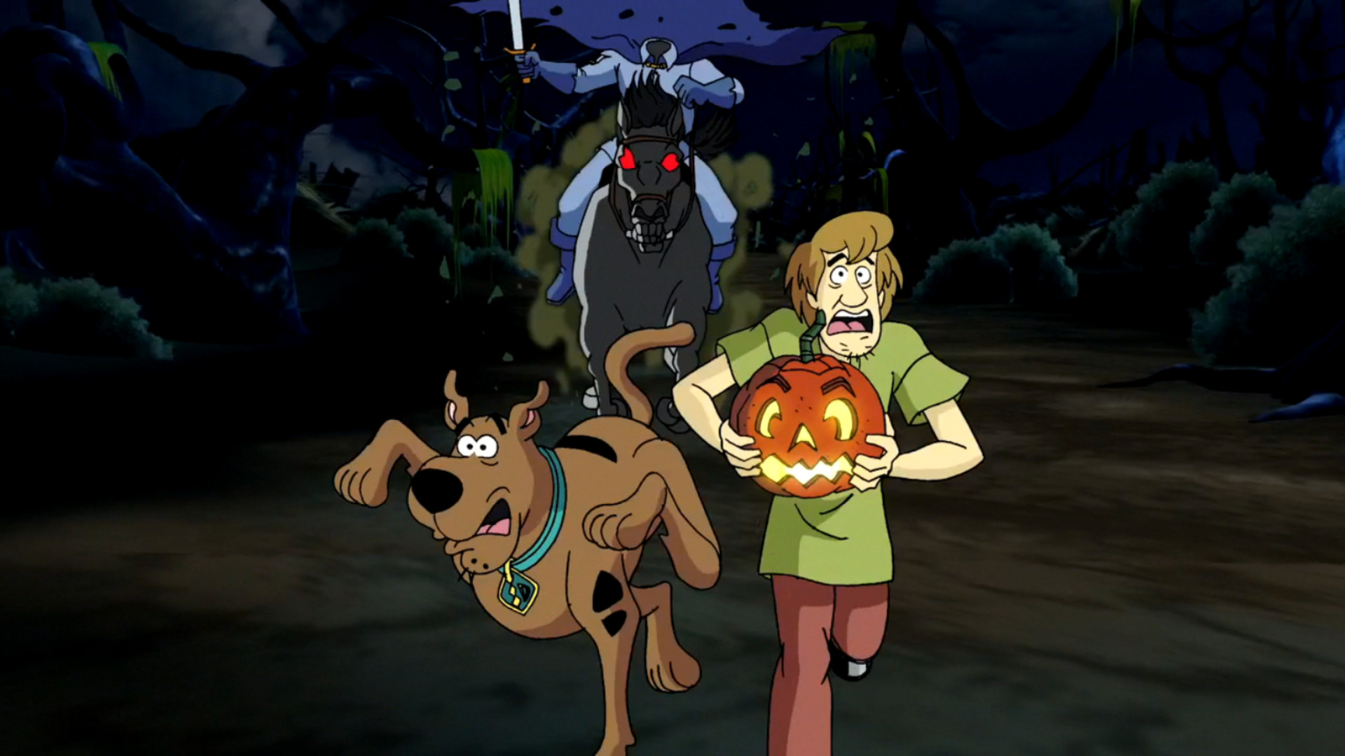 1920x1080 Scooby Doo Camp Scare Full HD Background Image For IPhone 1920A 1080