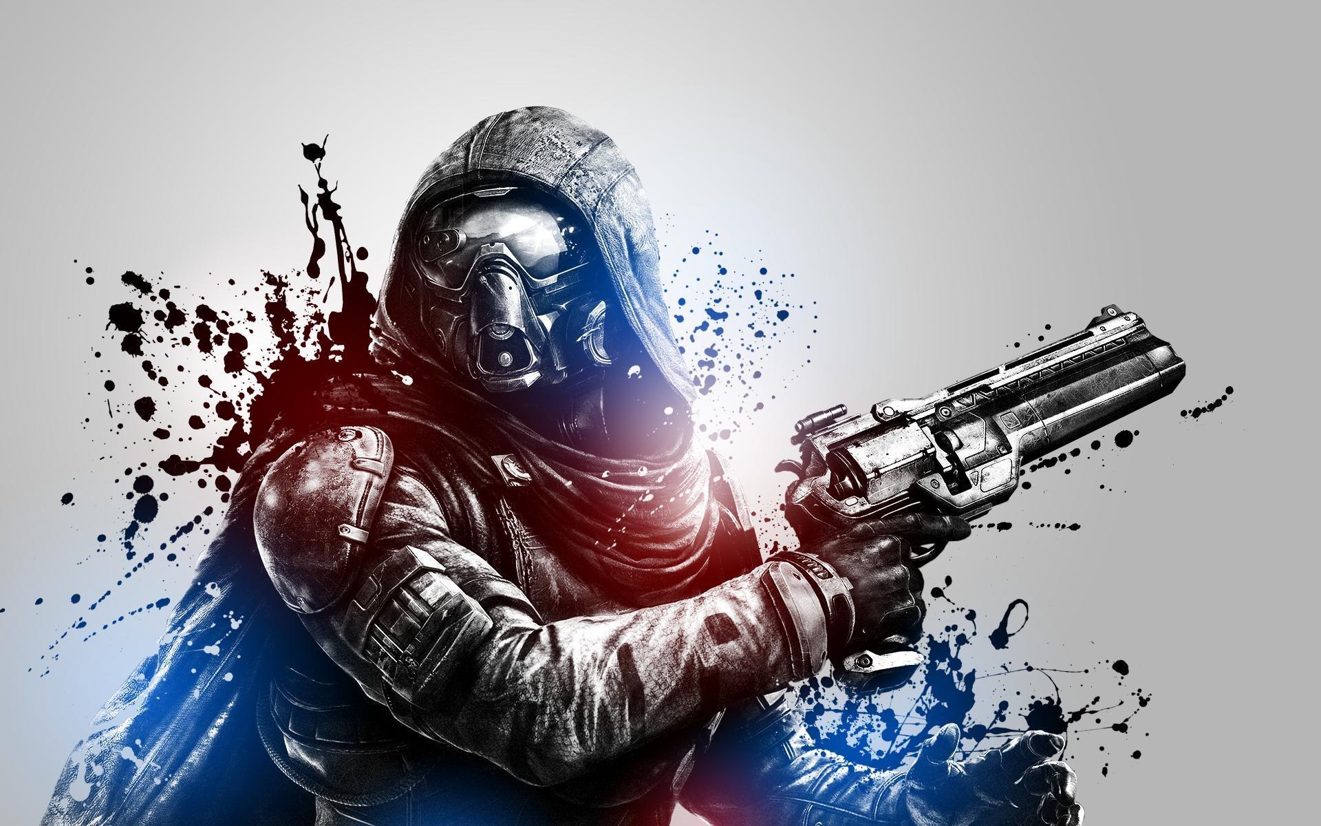 Cool Gun Backgrounds  WallpaperSafari