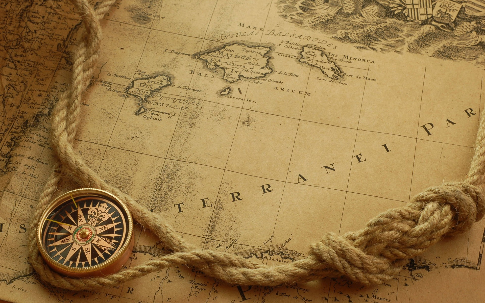 Old Map Wallpaper (38+ images)
