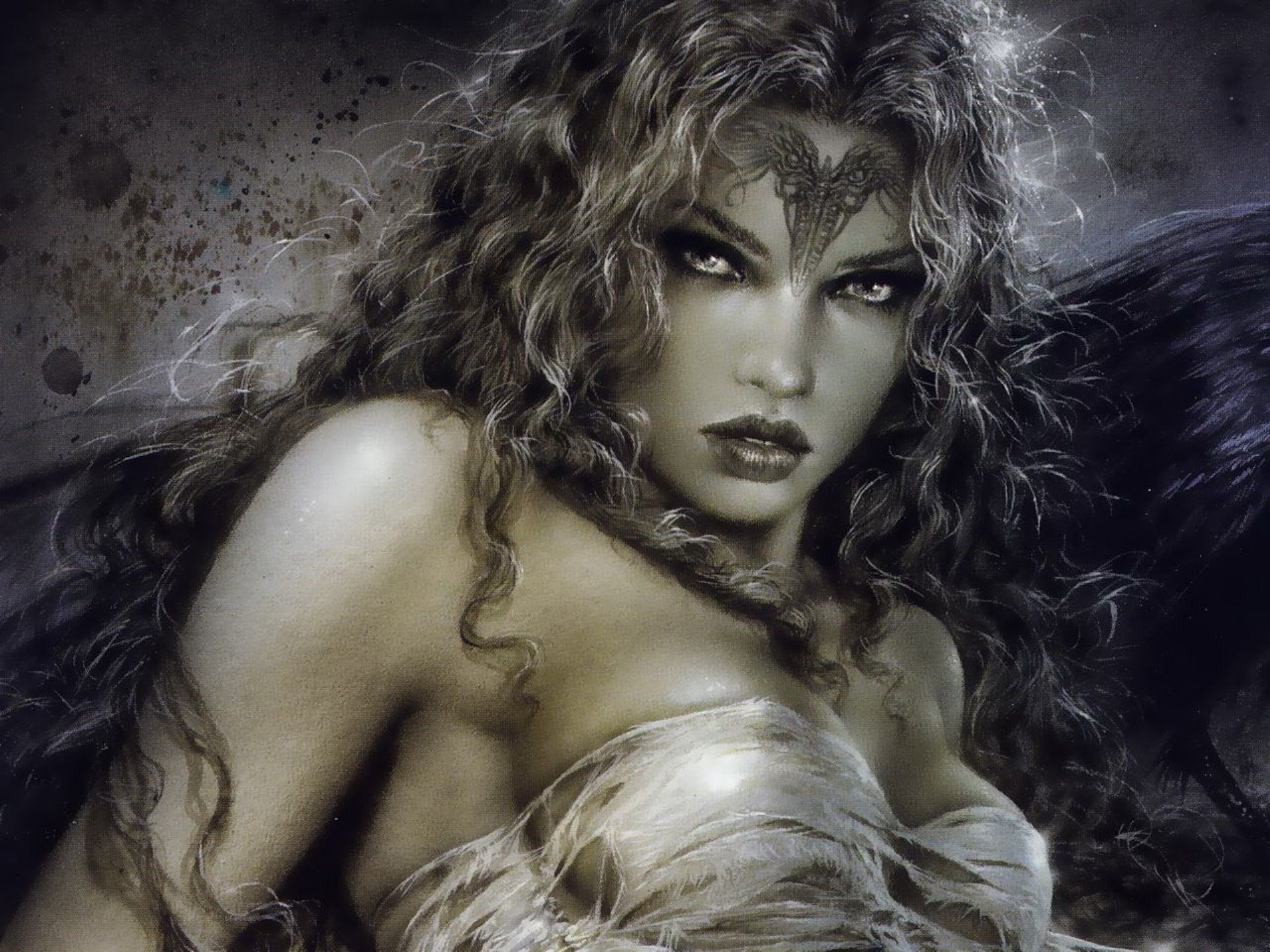 1920x1440 47 best Luis Royo (?) images on Pinterest | Luis royo, Drawings and Warrior  women