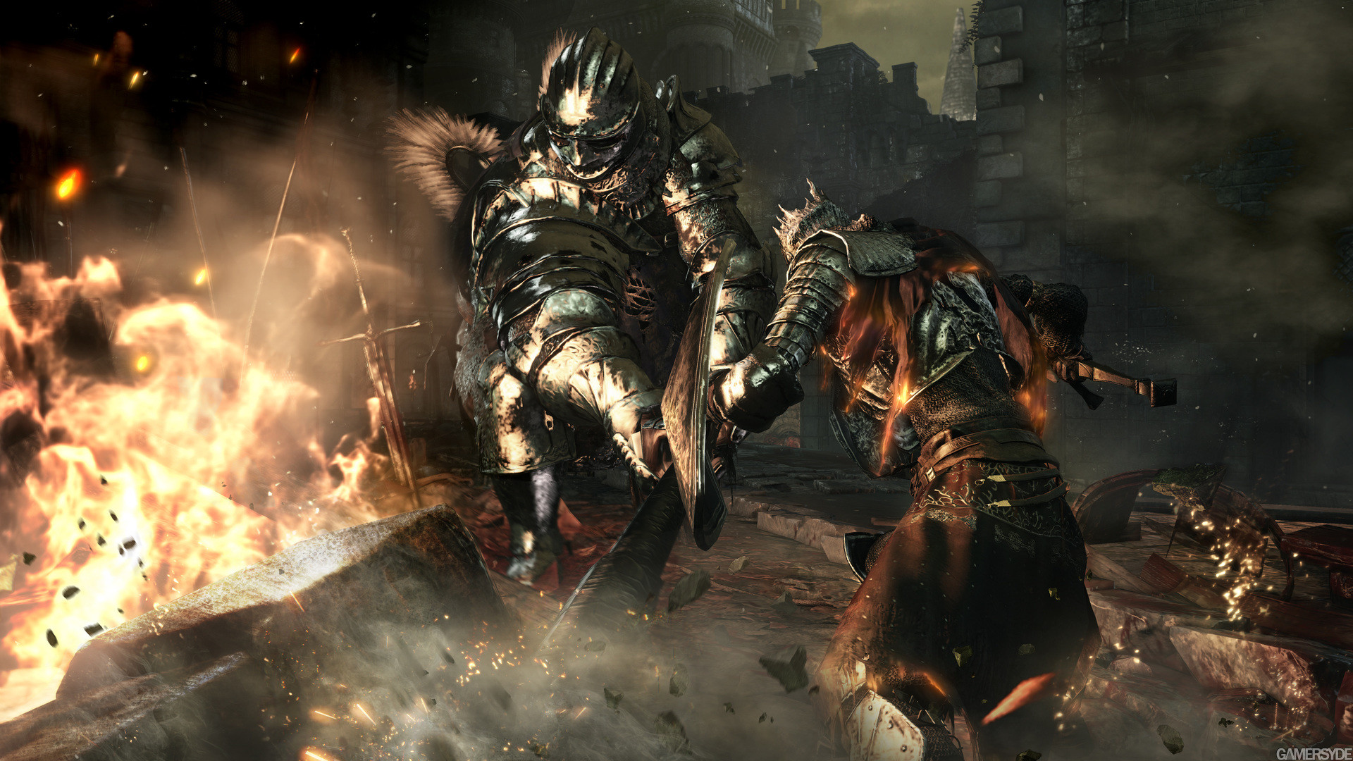 1920x1080 Dark Souls 3 Screenshoot HD Wallpaper