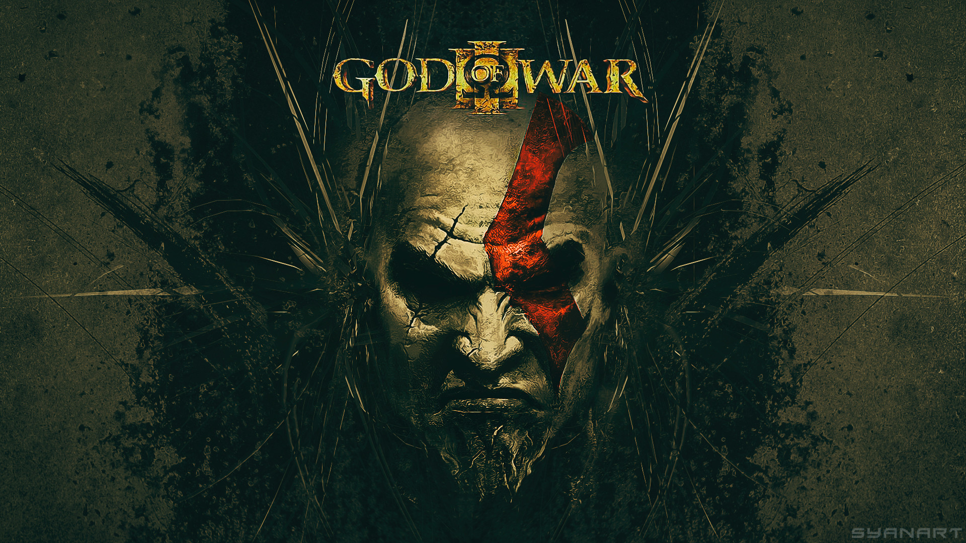 god of war 3 wallpaper hd (82+ images)