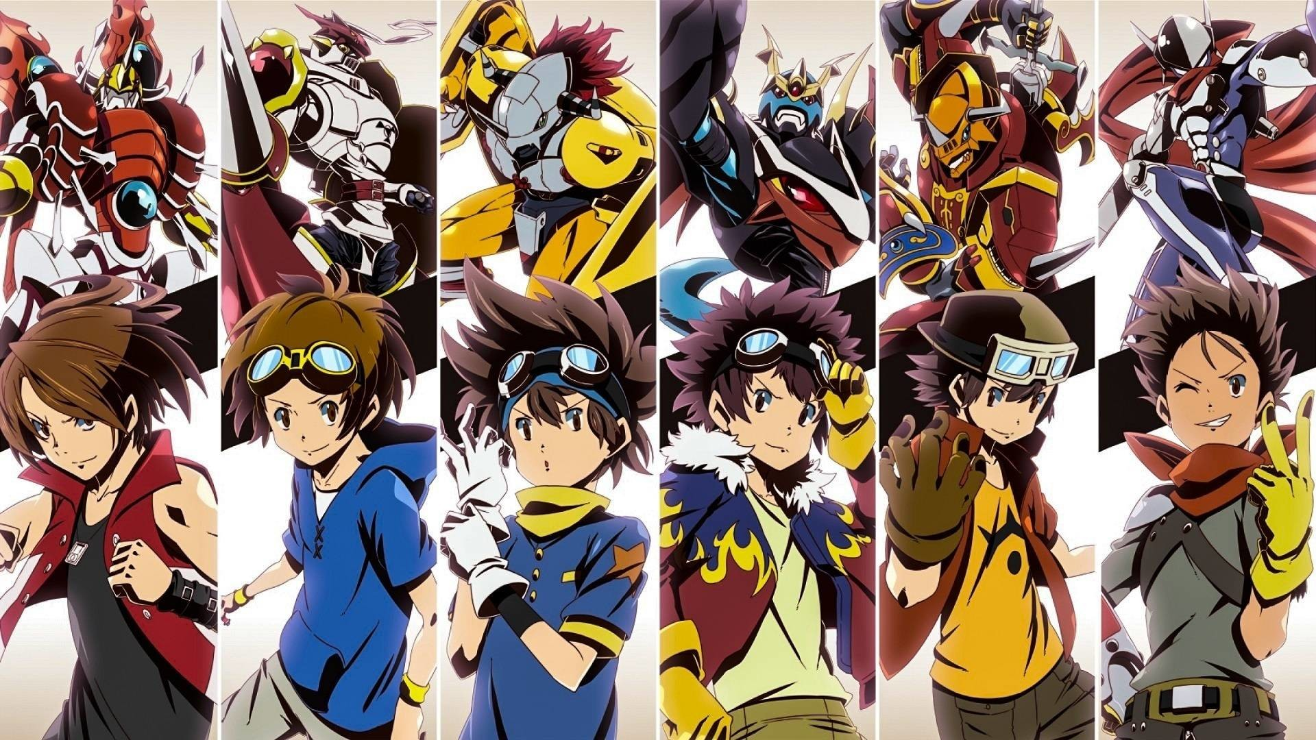 Digimon Wallpaper HD 66 images