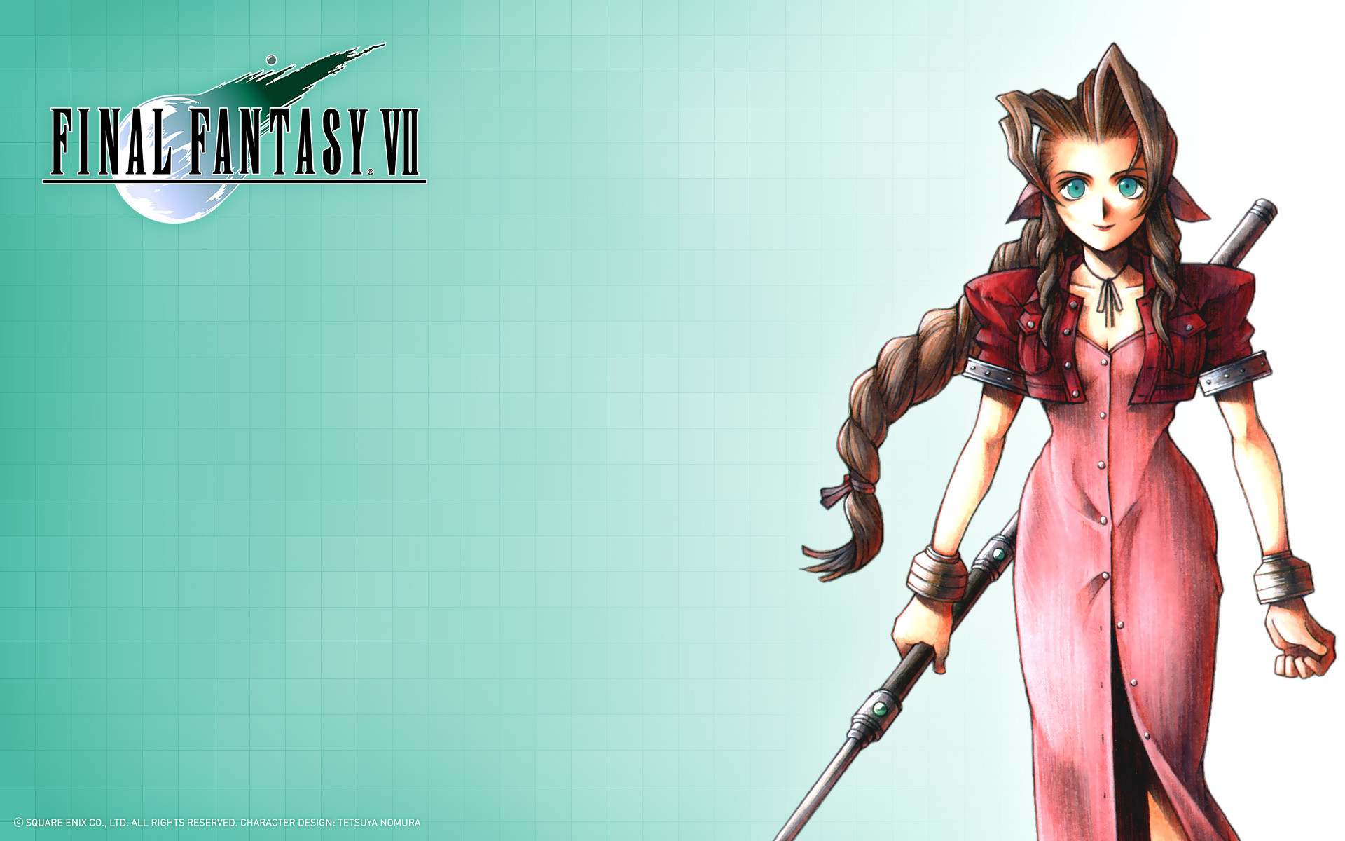 1920x1200 Wallpaper; Aeris; 1920 x 1200 ...