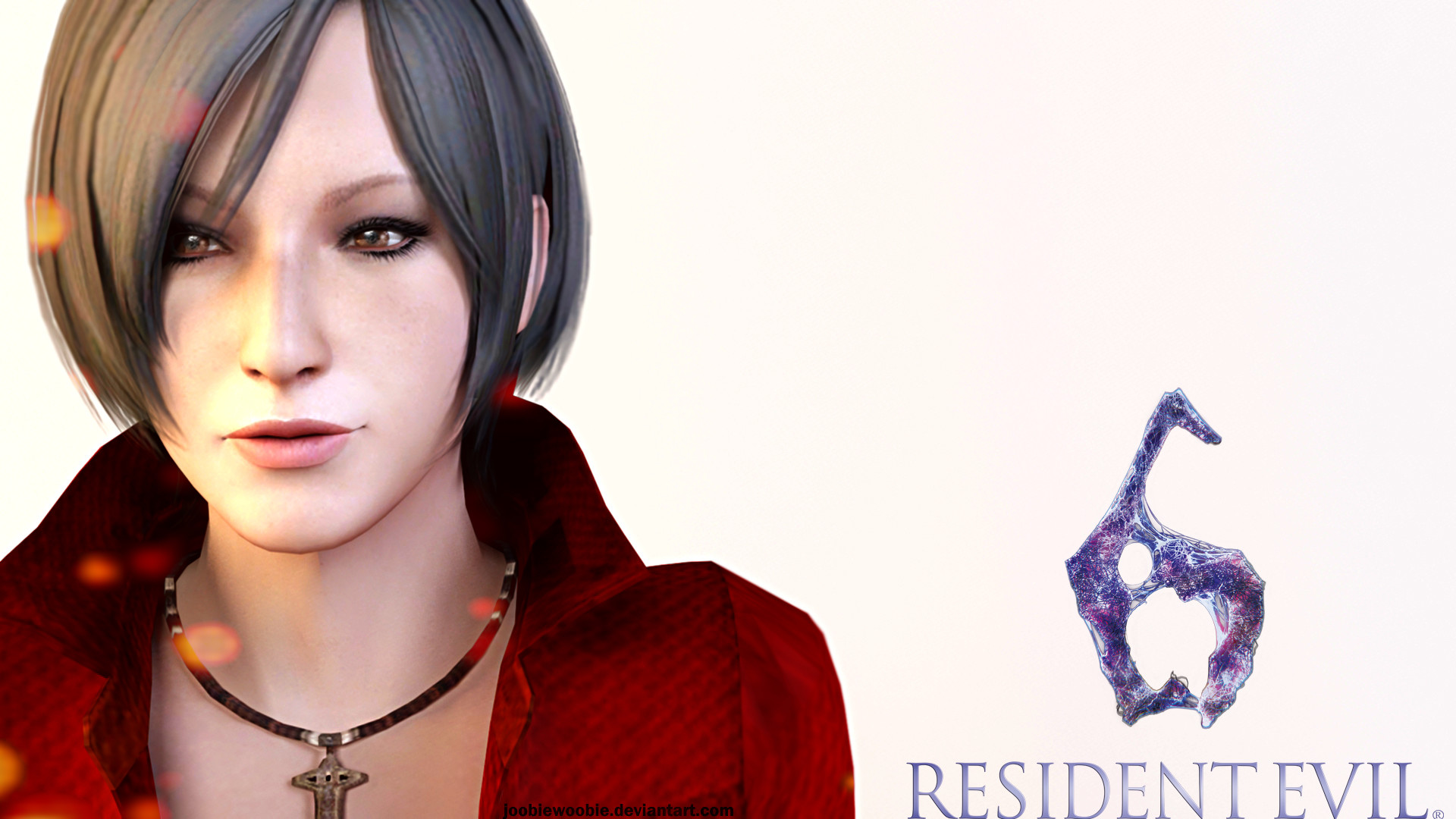 1920x1080 ... Ada Wong Wallpaper of sorts by joobiewoobie