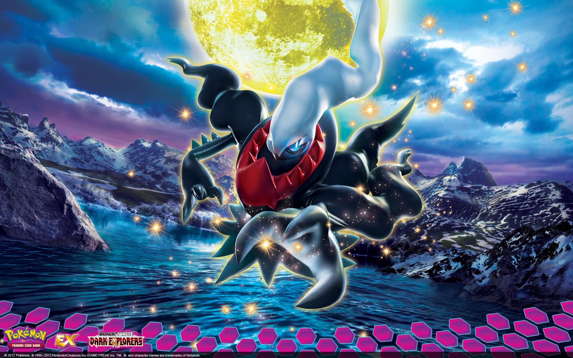 Pokemon Wallpaper Darkrai 68 Images