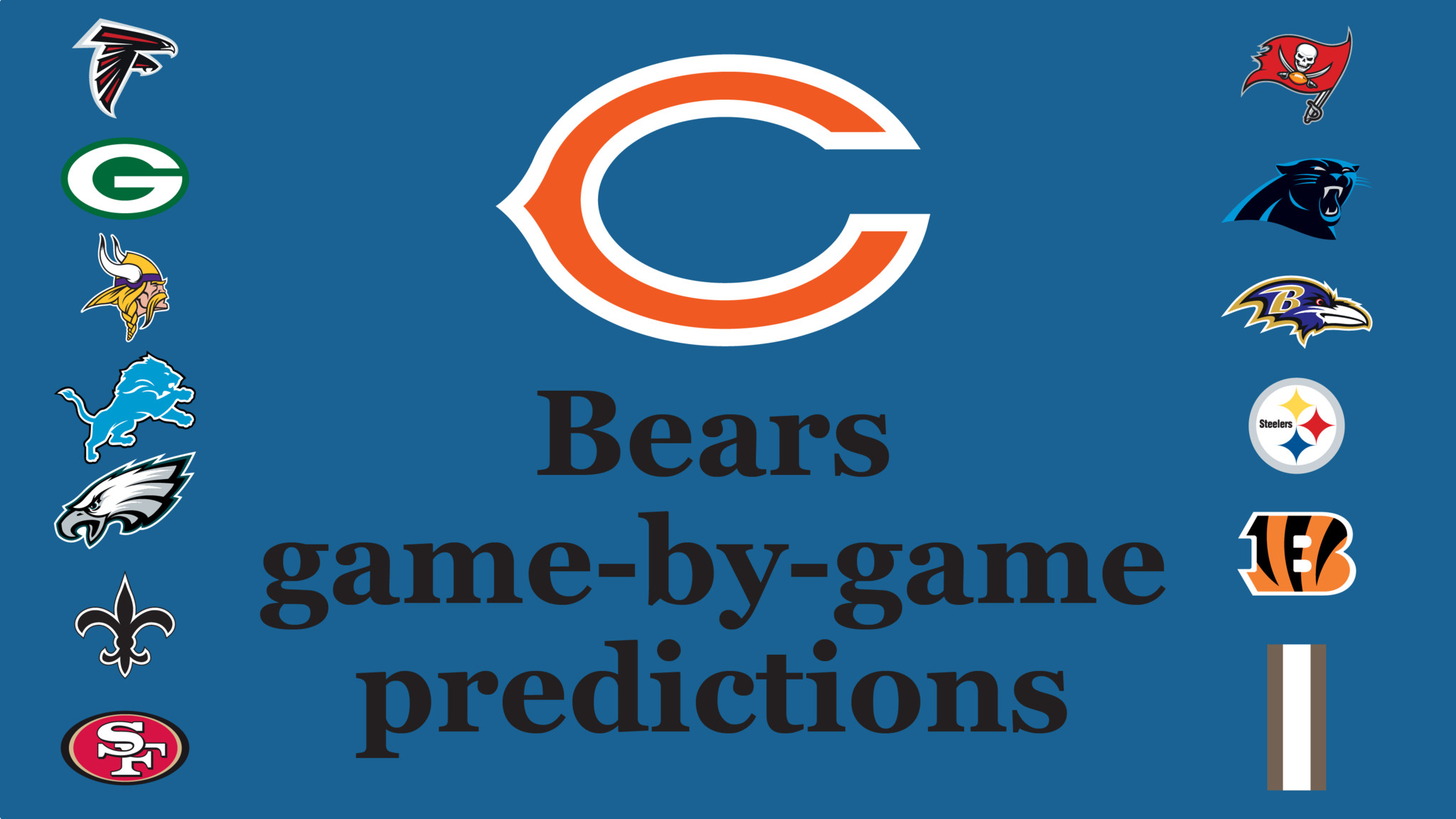 2048x1152 Bears Q&A: Biggest rookie impact, QB debate, 2018 NFL draft and more -  Chicago Tribune