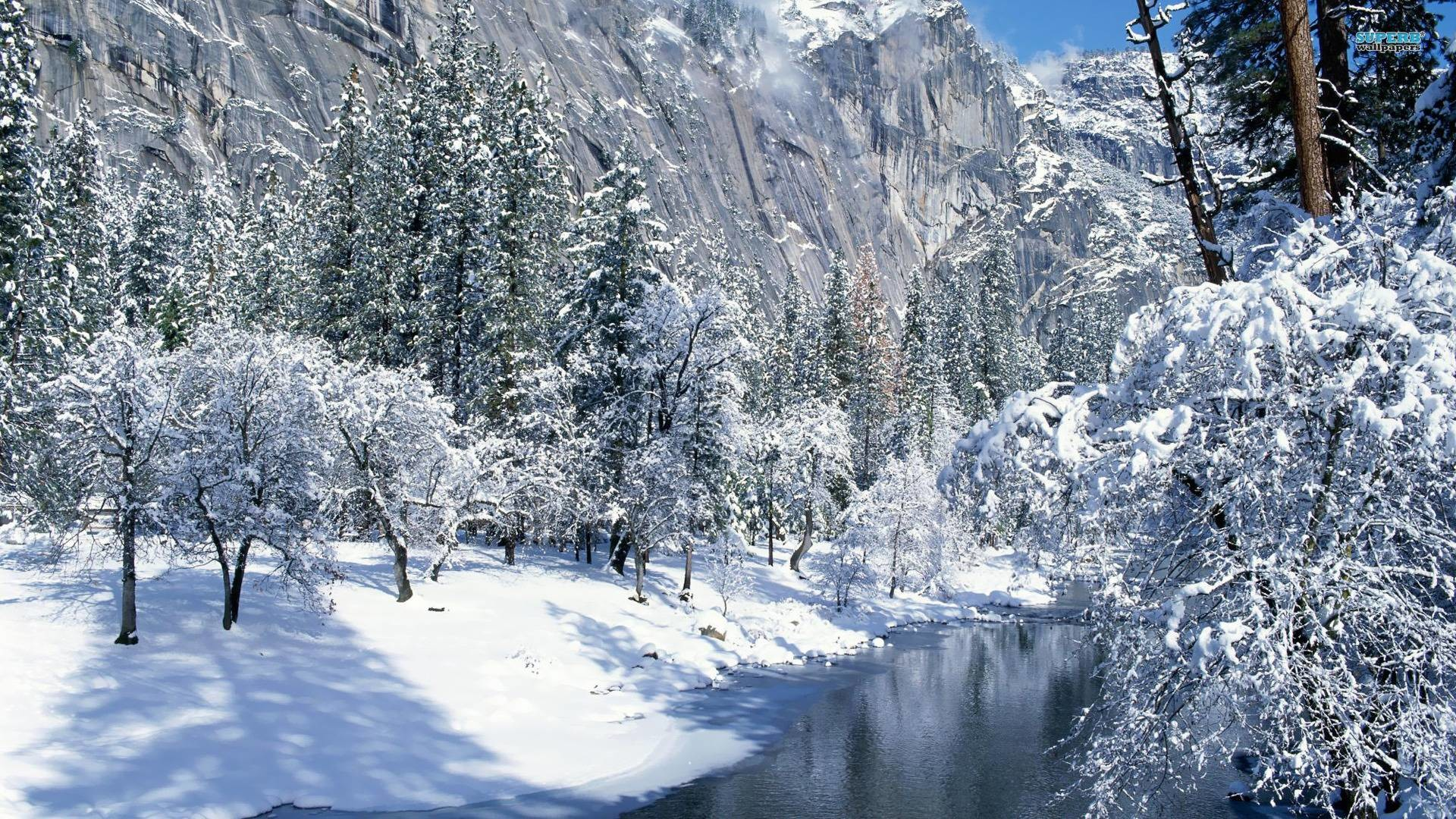 Snow screensavers and wallpaper 60 images - Mountain screensavers free ...
